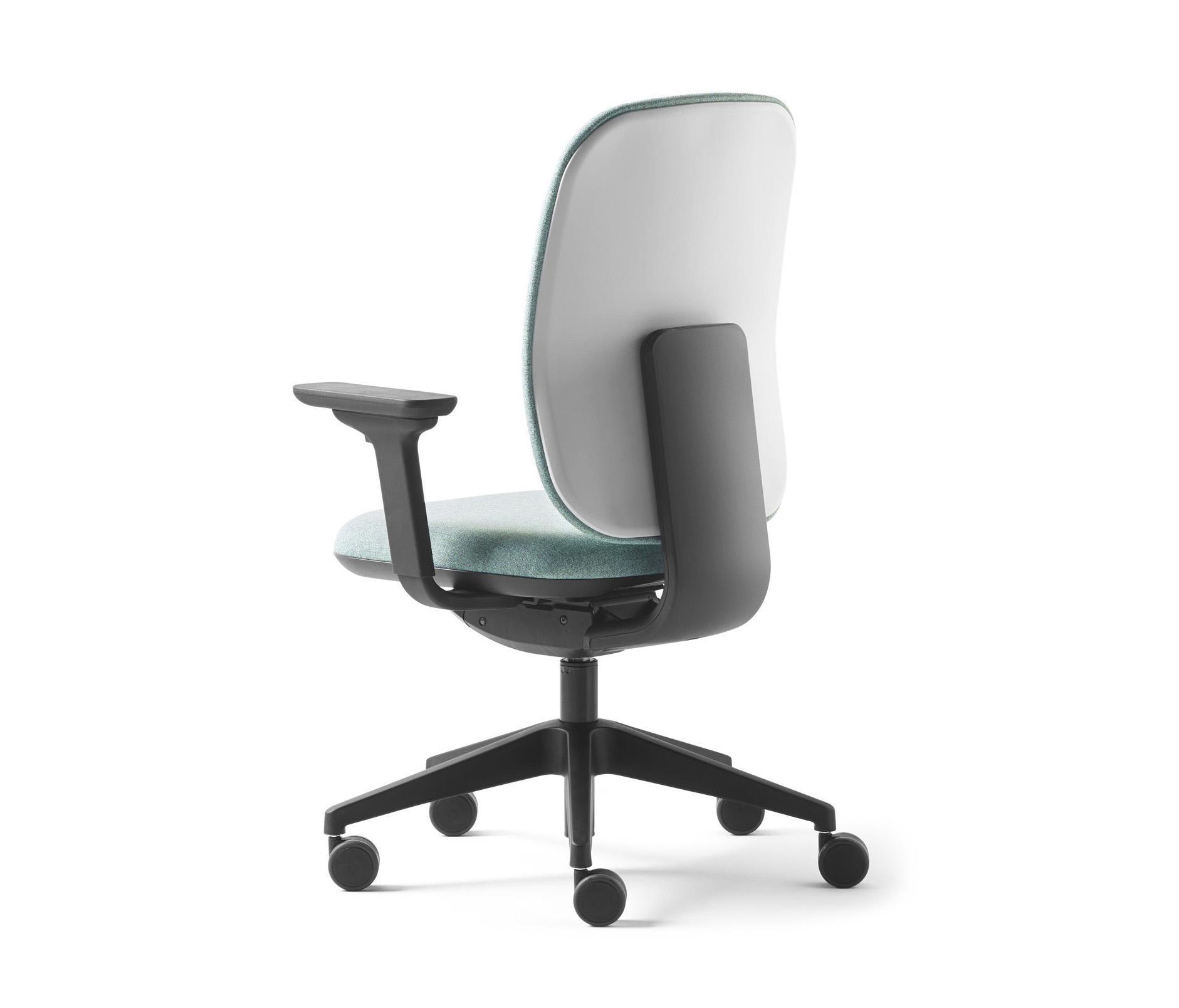 Alaia chaises de travail de sokoa architonic for Chaise de travail