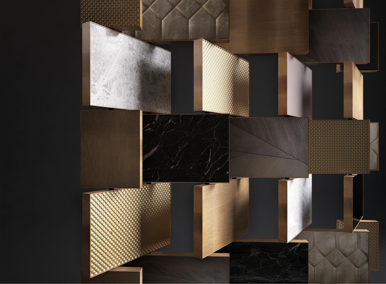 Paravento a02 paneles divisorios de rossato architonic for Paravento leroy merlin