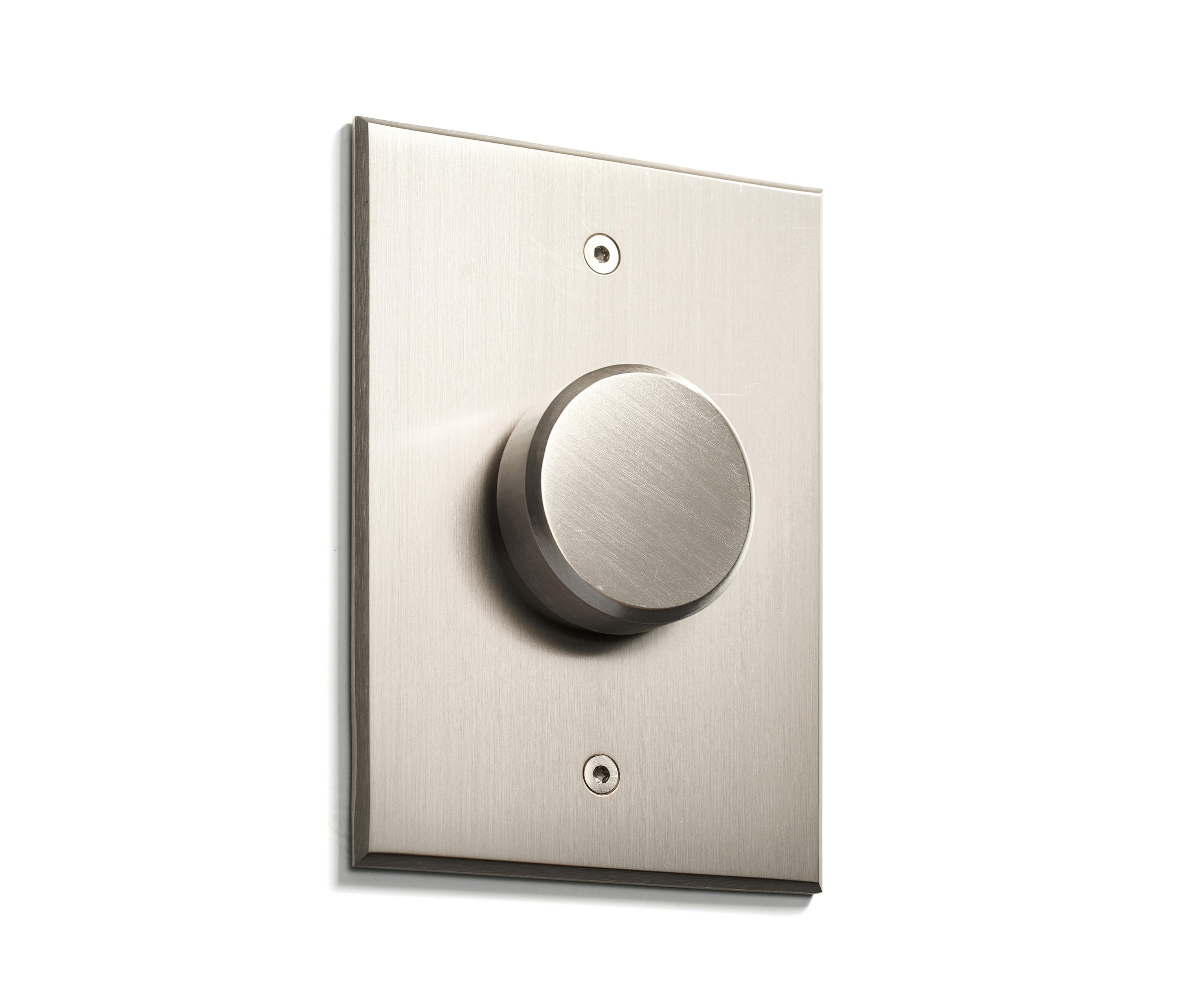 keypad rotary dimmer plate rotary dimmers from meljac distributed by lvl. Black Bedroom Furniture Sets. Home Design Ideas