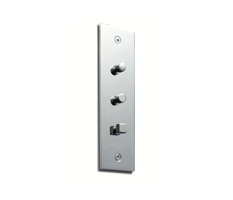 Keypad Slim 3 Mini Bp Push Button Switches From Meljac