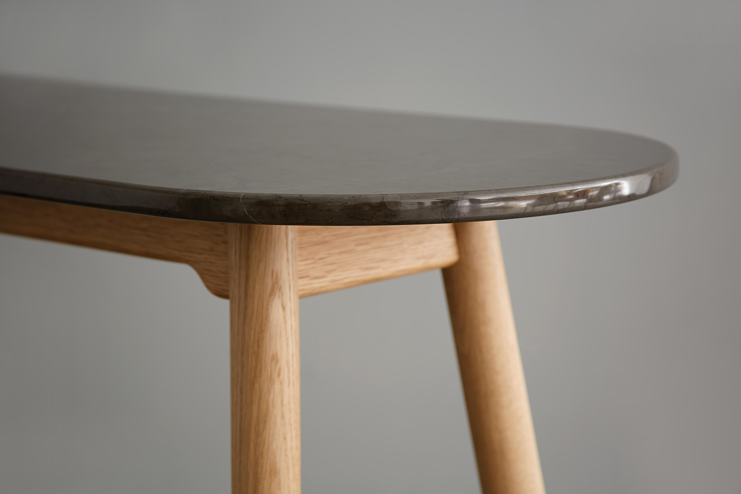 ... Carve Marble Console Table By Bethan Gray | Console Tables ...