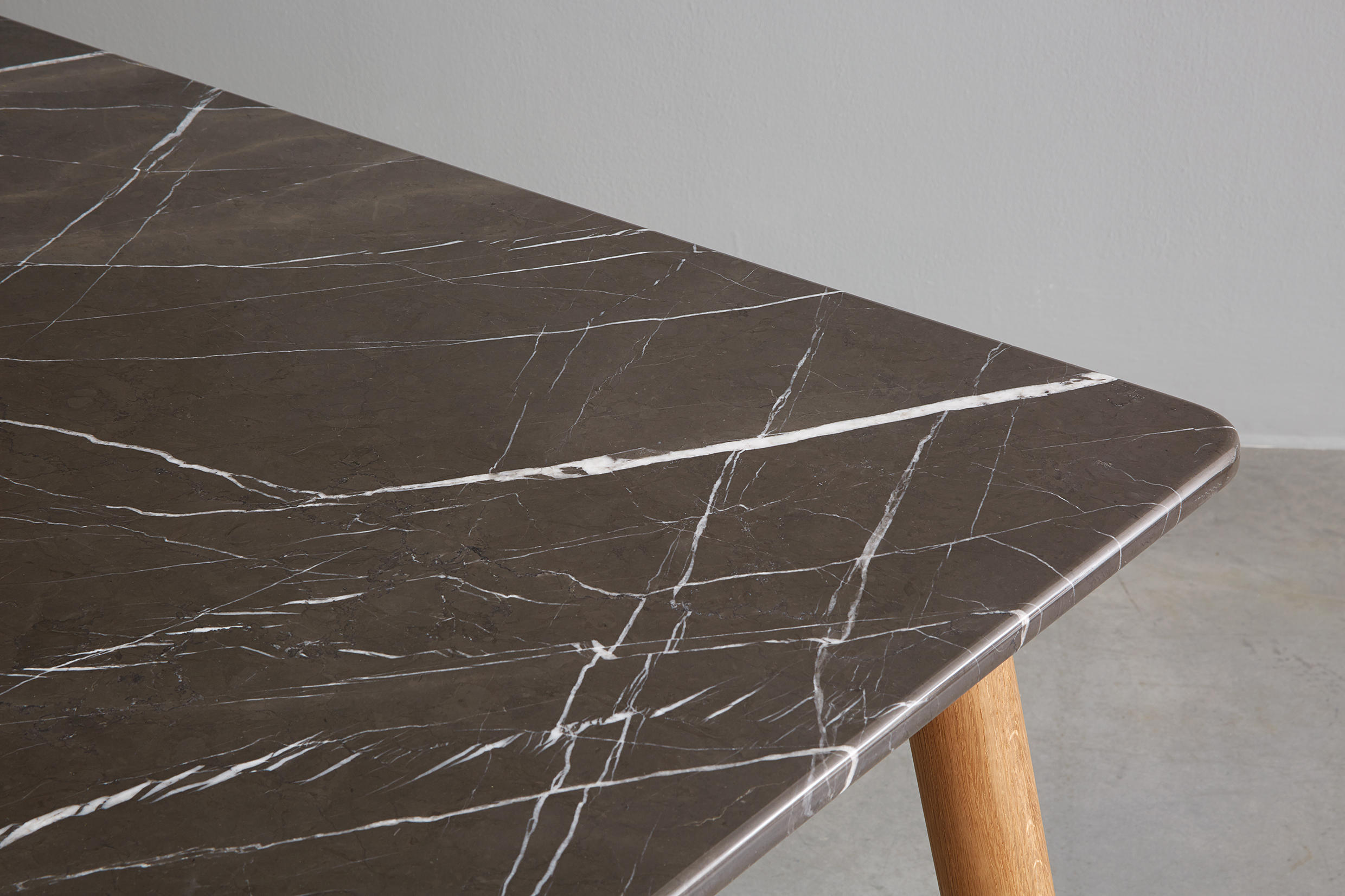Carve Marble Dining Table Dining Tables From Bethan Gray