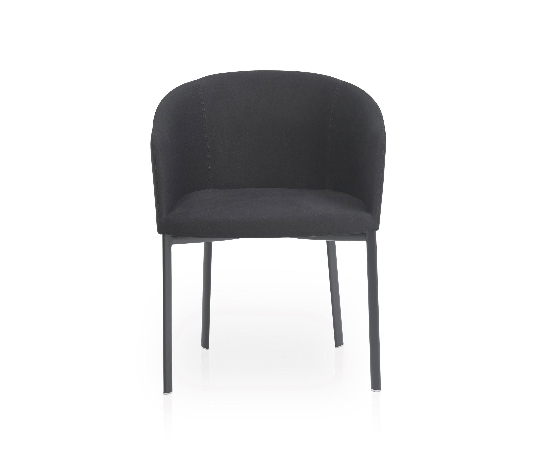 Barclay sillas de visita de b t design architonic for Sillas para visitas