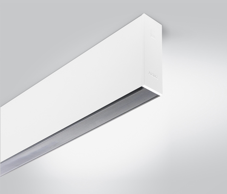 Rigo 30 Ceiling Bulging Prismatic Lights From