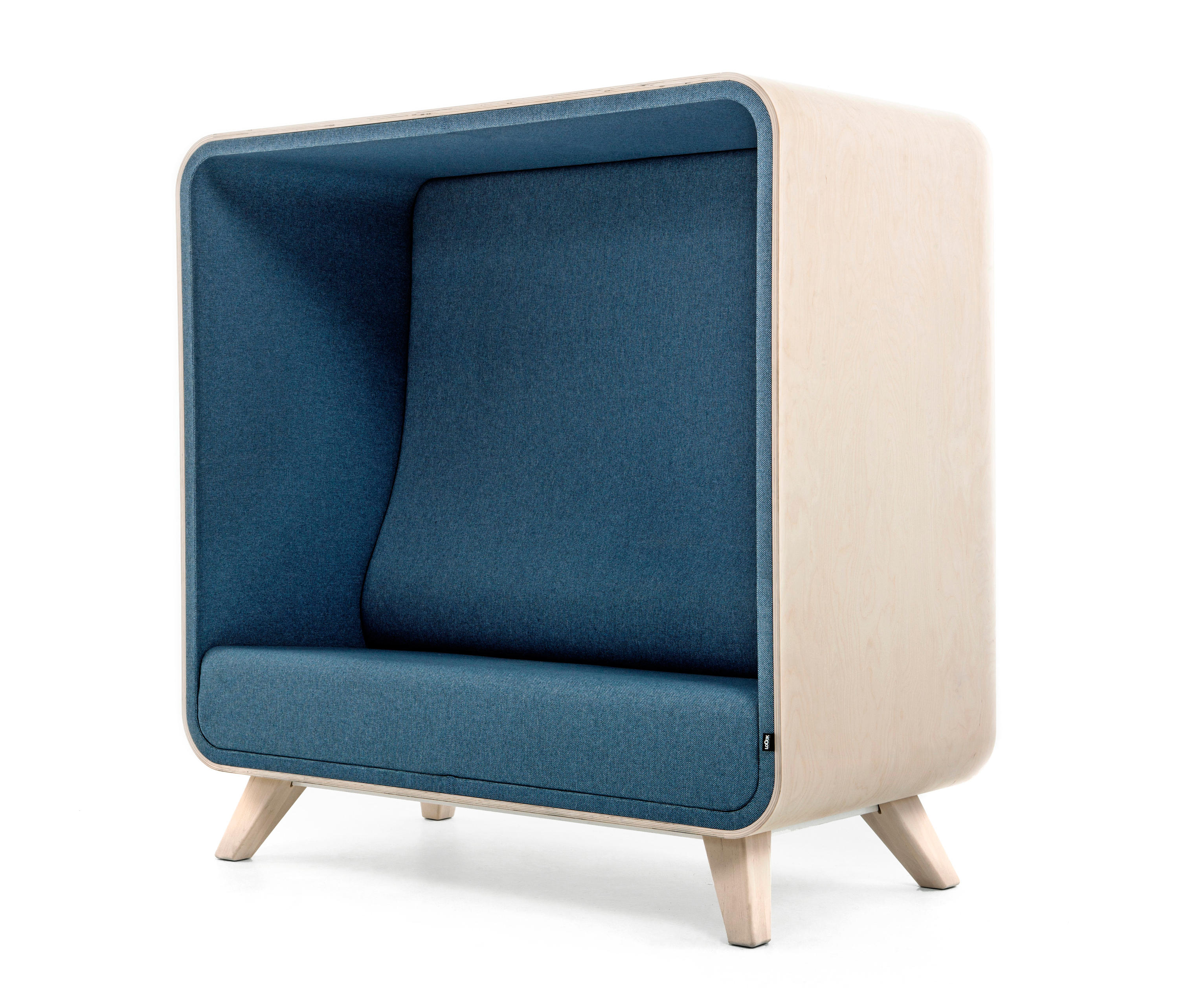 The Box Sofa Sofas From Loook