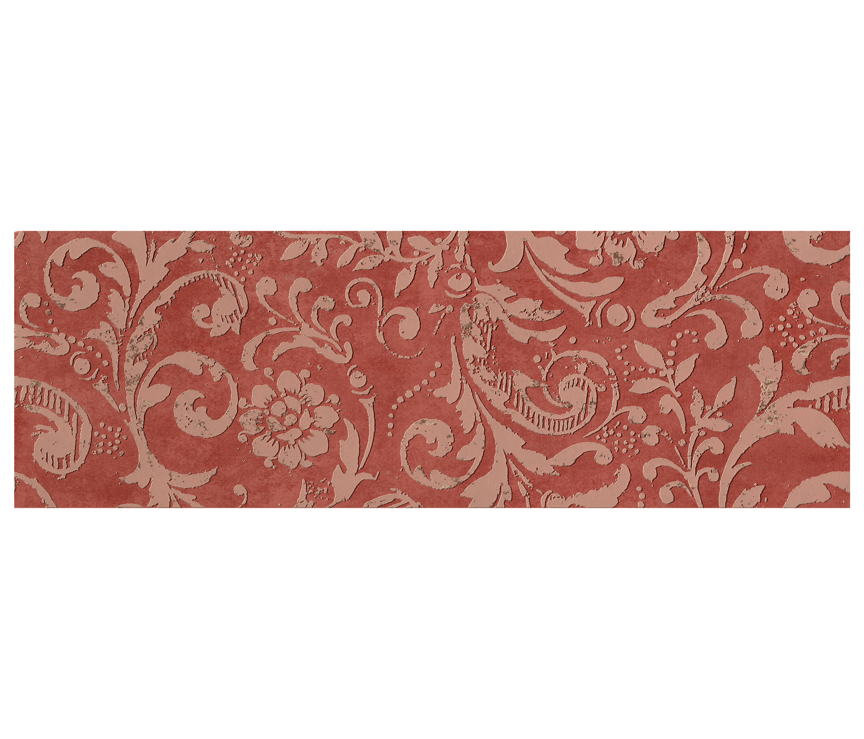 Color now damasco marsala inserto ceramic tiles from fap - Ceramiche marsala ...