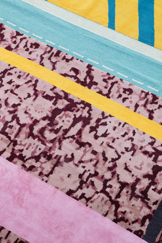 Tappeti contemporanei b1 tapis tapis design de golran - Tappeti contemporanei milano ...