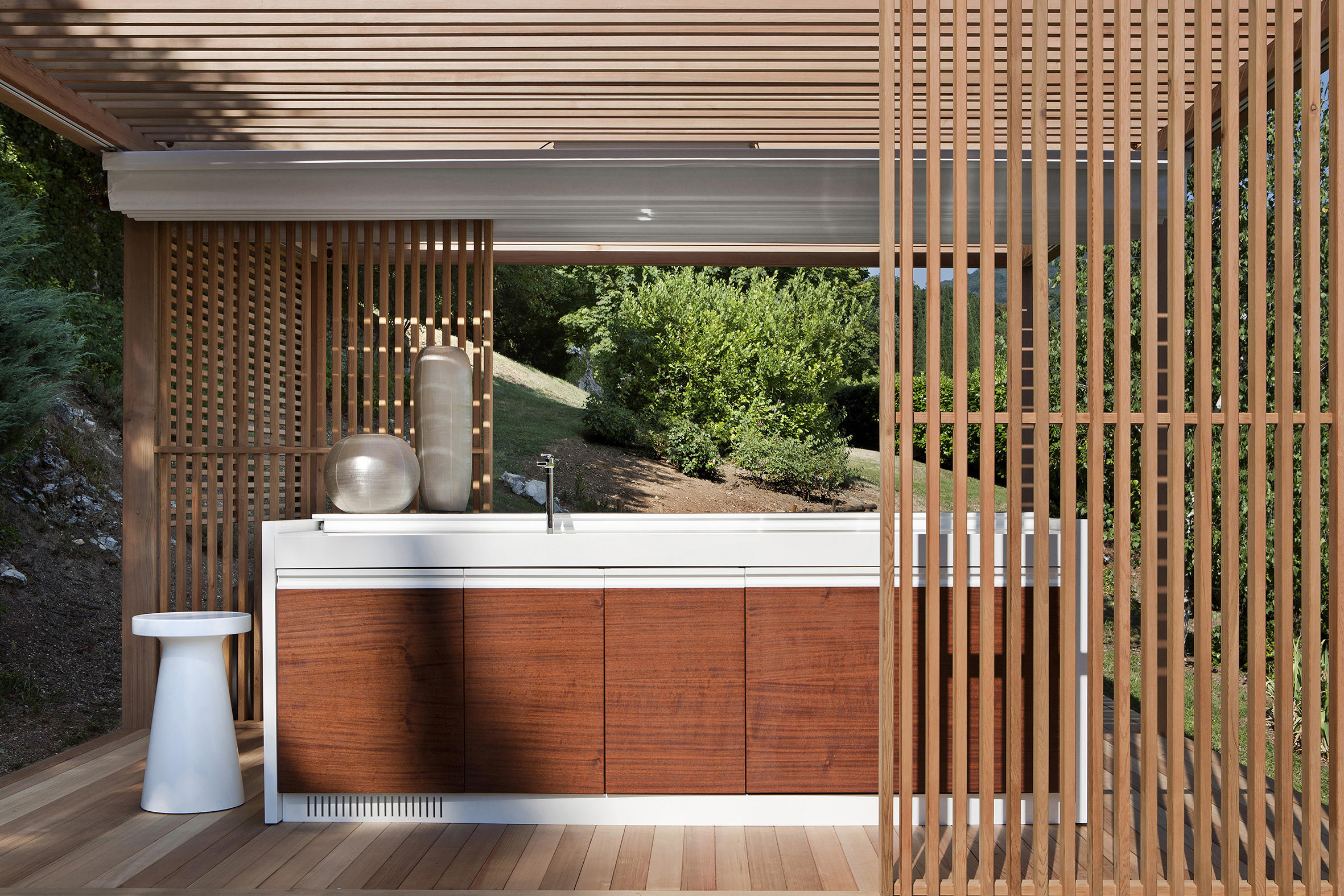 KITCHEN ISLAND Outdoor kitchens from Exteta
