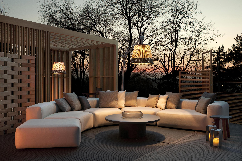 Montecarlo Lounge By Exteta Sofas