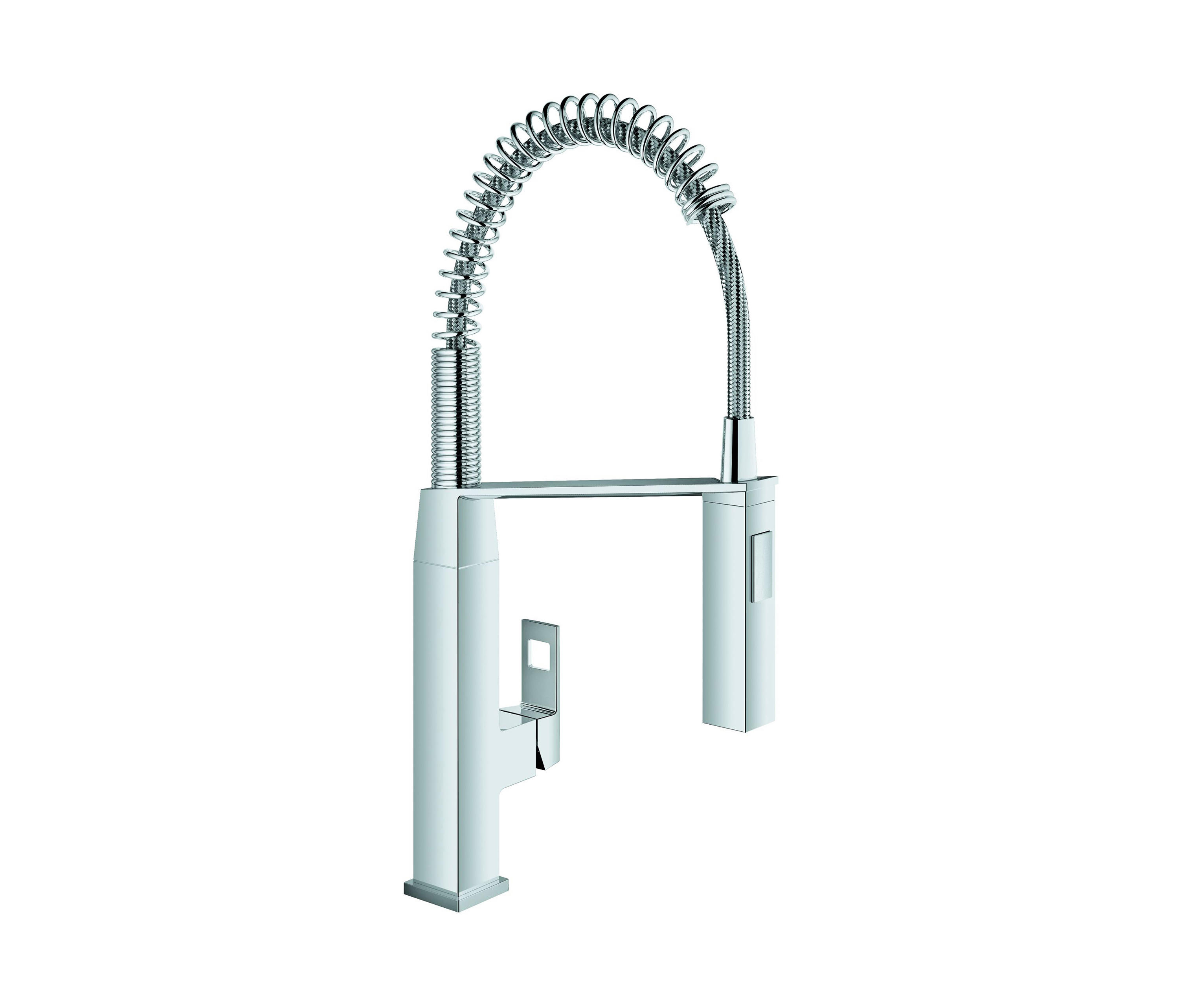 EUROCUBE SINGLE-LEVER SINK MIXER 1/2\