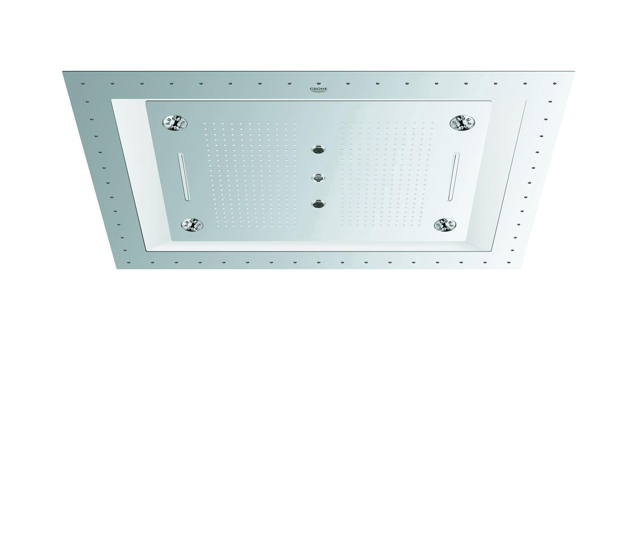 rainshower f series 40 aquasymphony ceiling shower. Black Bedroom Furniture Sets. Home Design Ideas