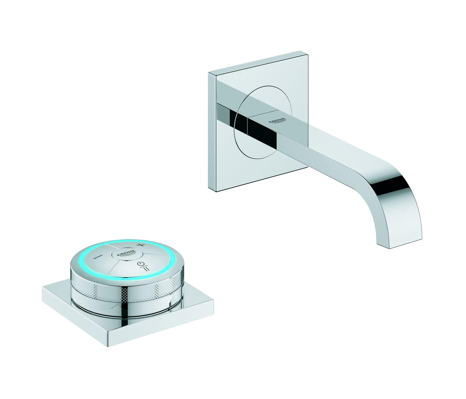 ALLURE F-DIGITAL DIGITAL BASIN MIXER S-SIZE - Wash basin taps from GROHE Architonic
