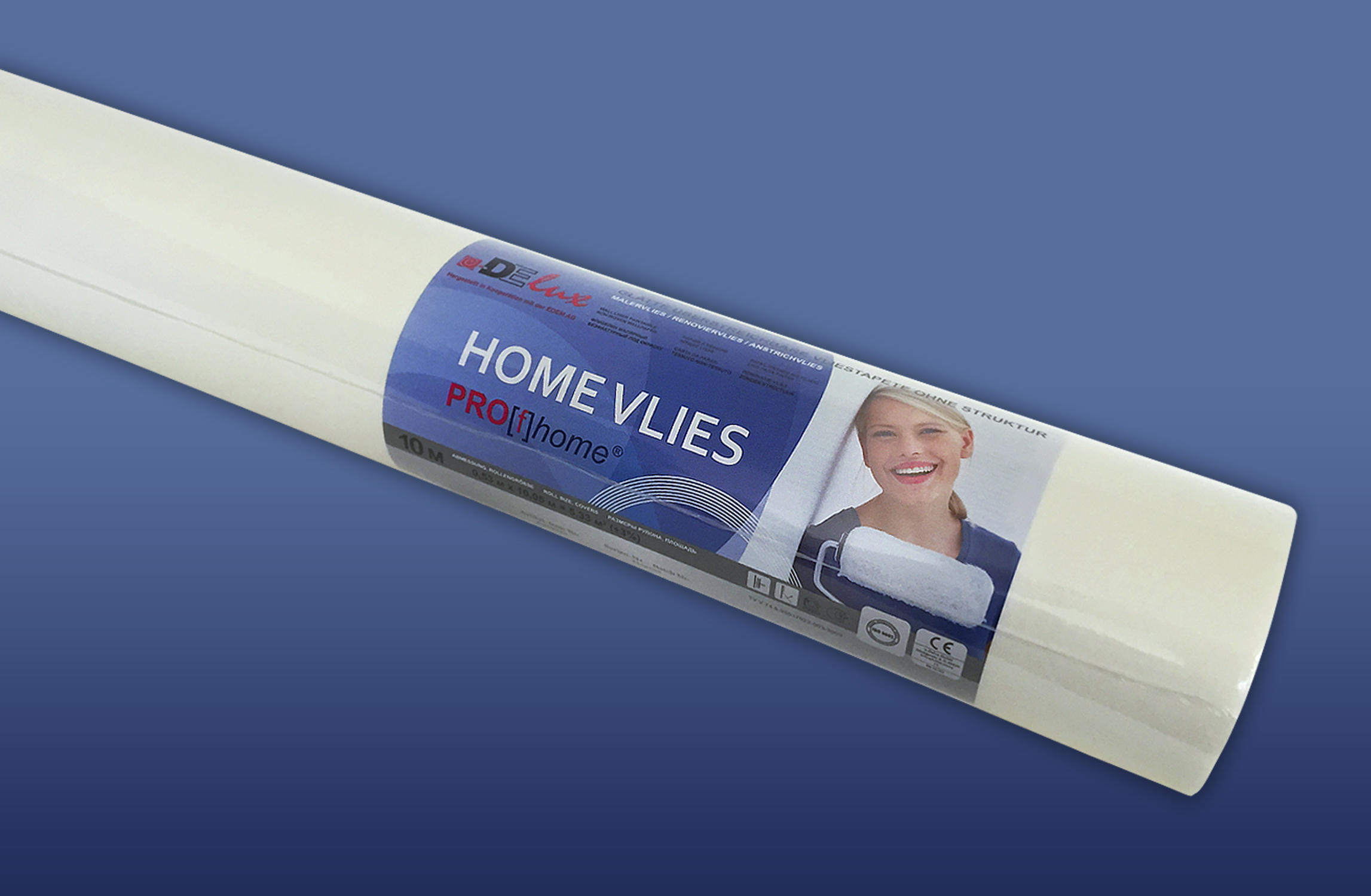 non-woven lining paper wall liner profhome homevlies 399-120 - wall