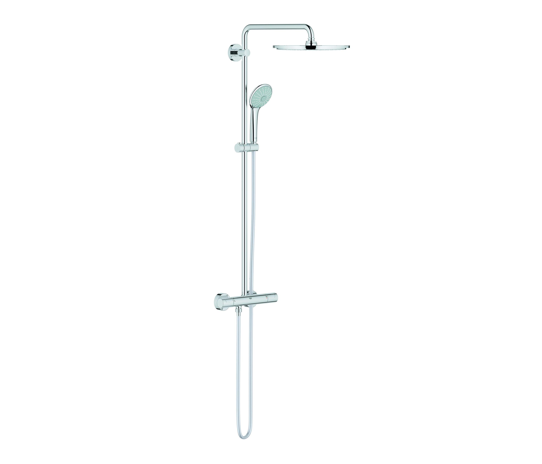 euphoria xxl system 310 colonne de douche avec. Black Bedroom Furniture Sets. Home Design Ideas