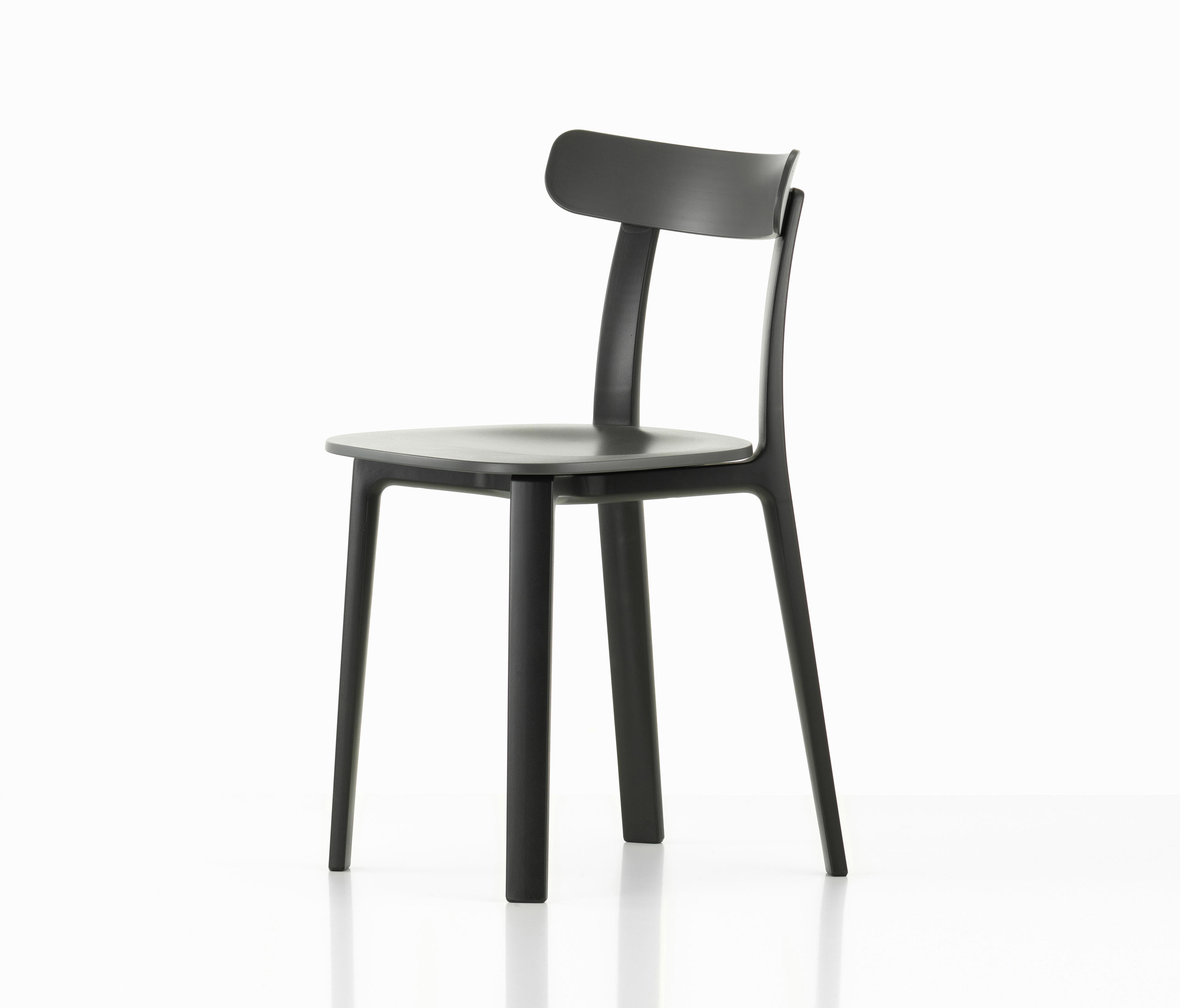 all plastic chair restaurant chairs from vitra architonic. Black Bedroom Furniture Sets. Home Design Ideas