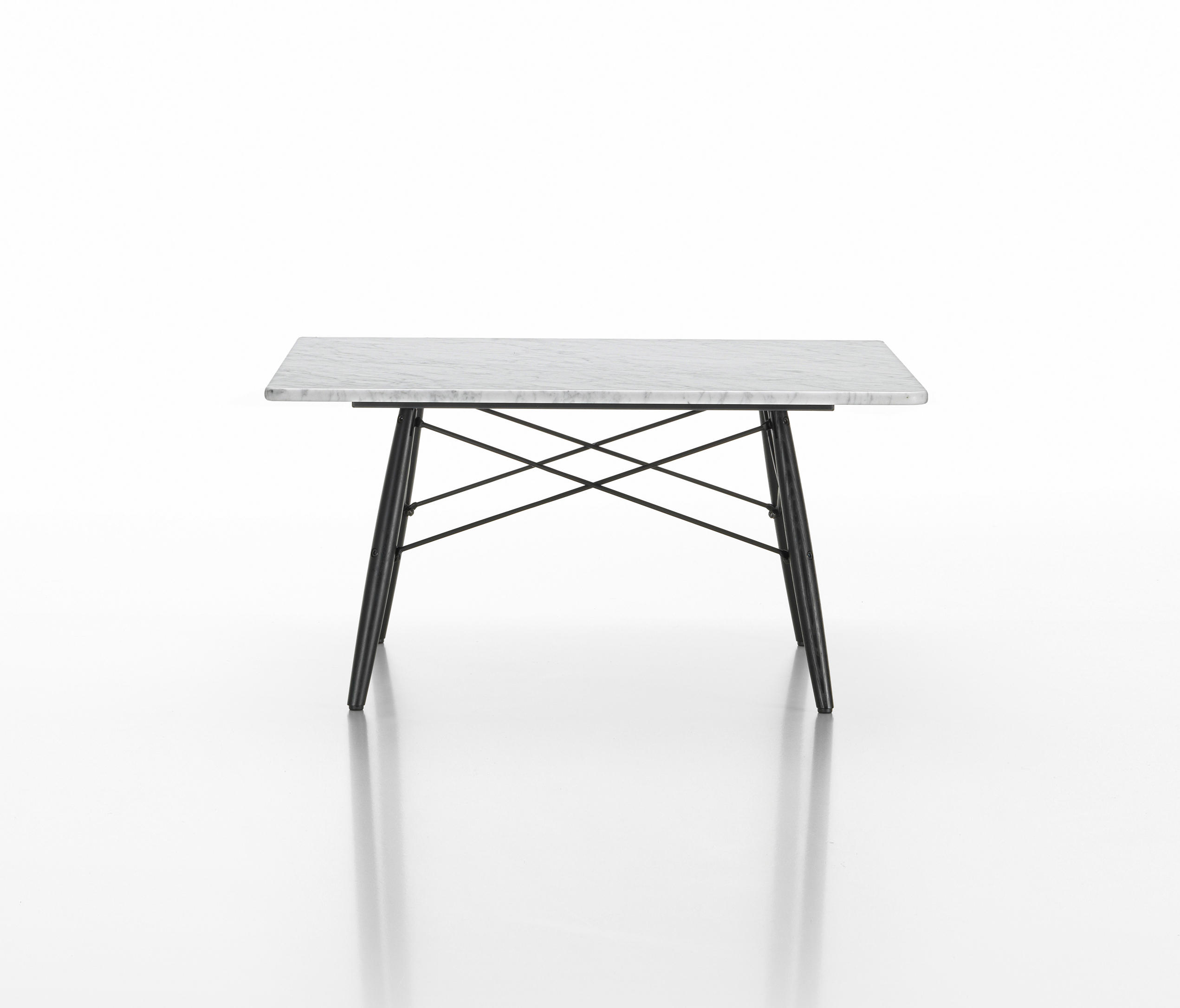 Eames Marble Coffee Table: EAMES COFFEE TABLE - Coffee Tables From Vitra