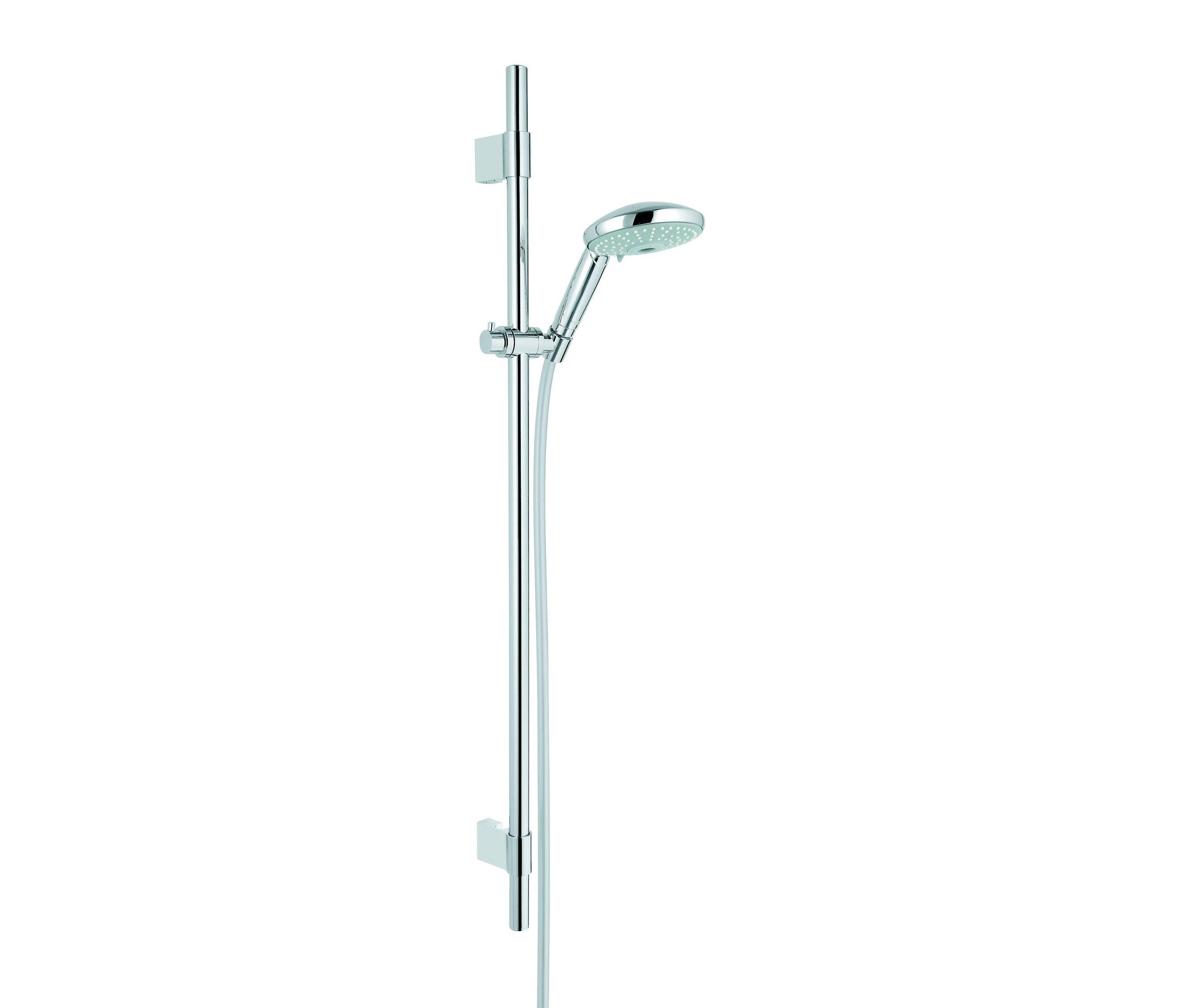rainshower classic 130 shower rail set 3 sprays shower. Black Bedroom Furniture Sets. Home Design Ideas