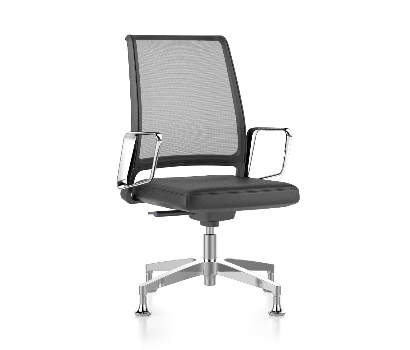 Vintageis5 14v7 conference chairs from interstuhl for Buero moebel