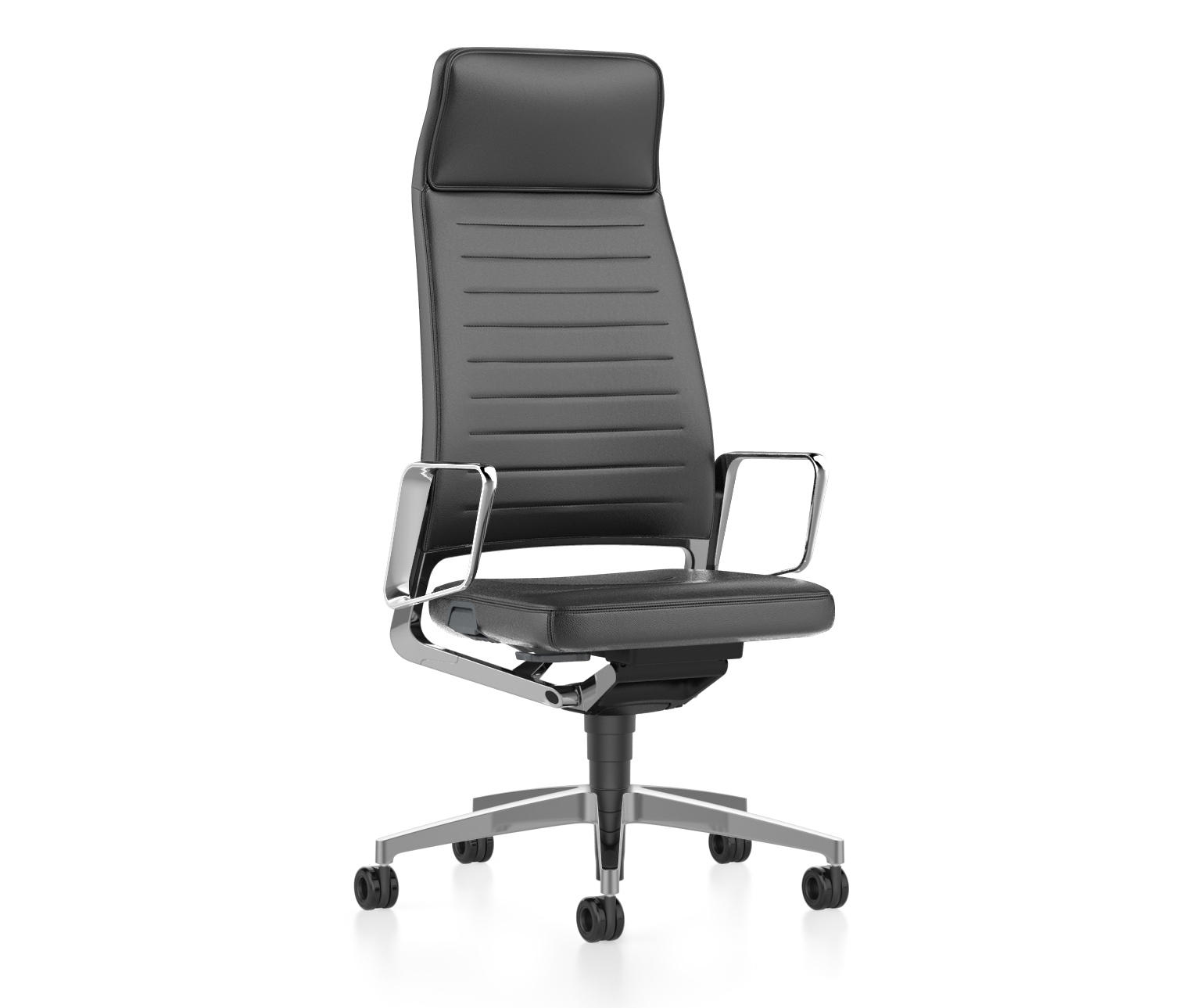 Vintageis5 32v2 management chairs from interstuhl for Buero moebel