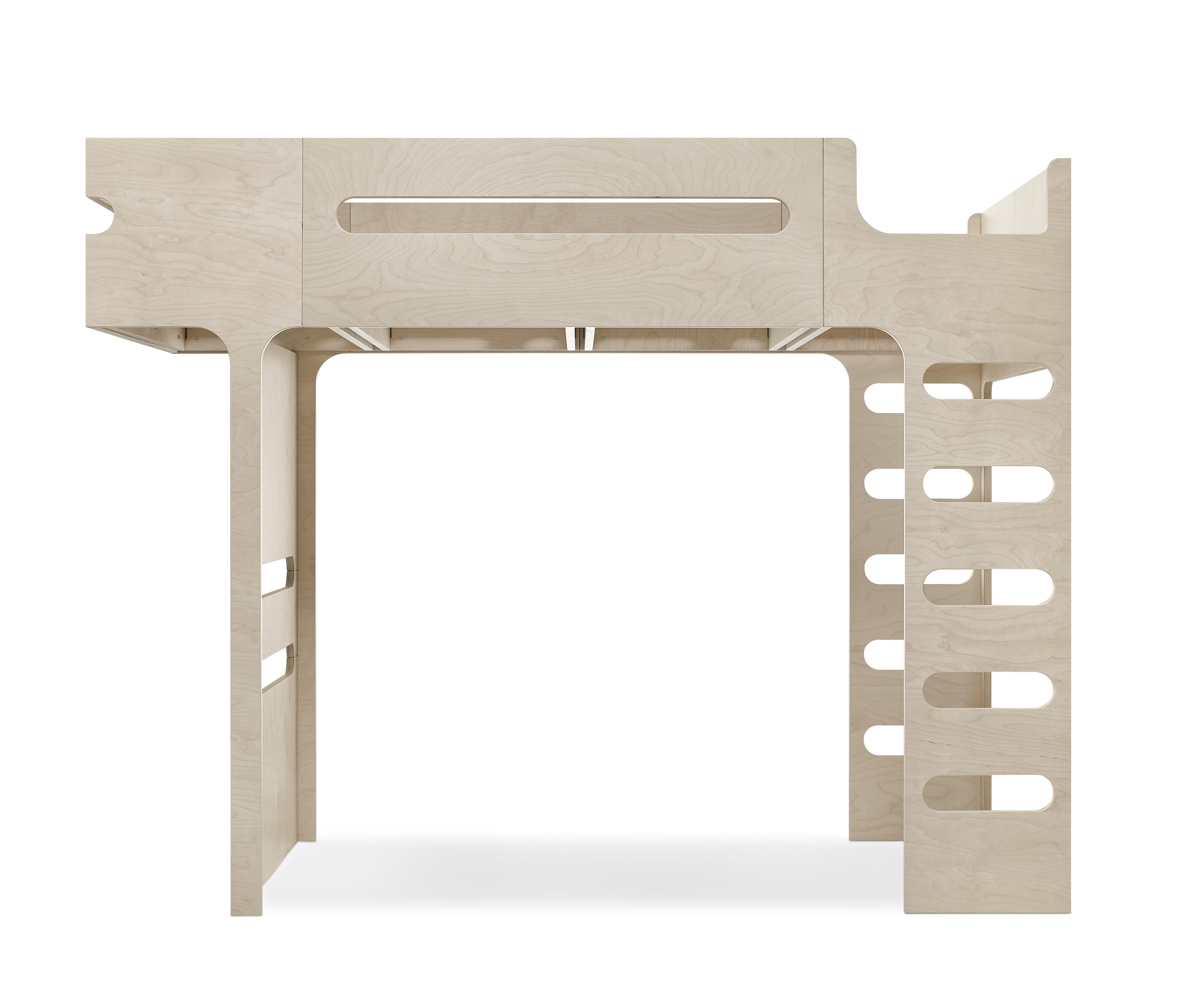 F Bunk Bed Natural Kids Beds From Rafa Kids Architonic
