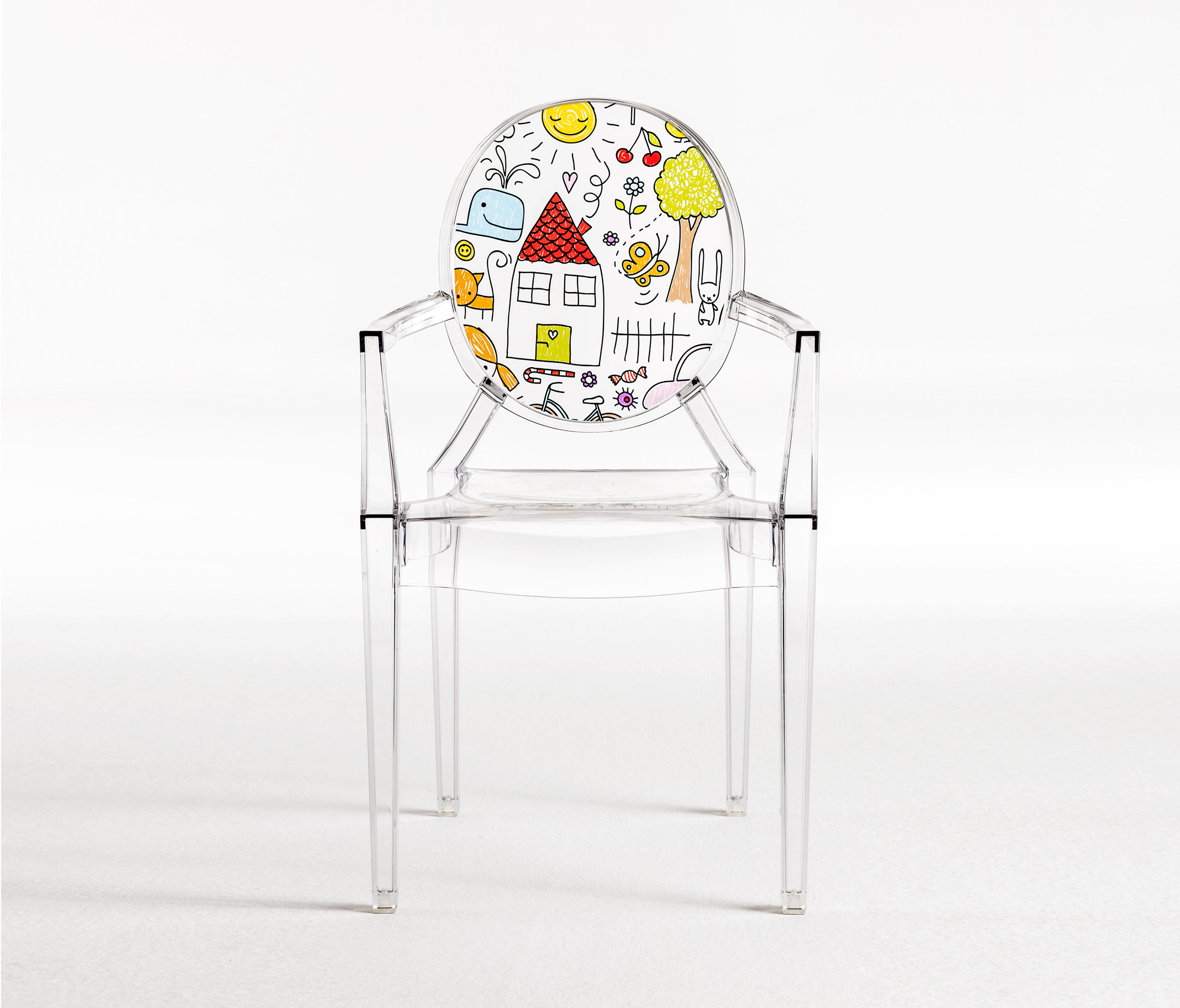 LOU LOU GHOST SPECIAL EDITION Children s area from Kartell