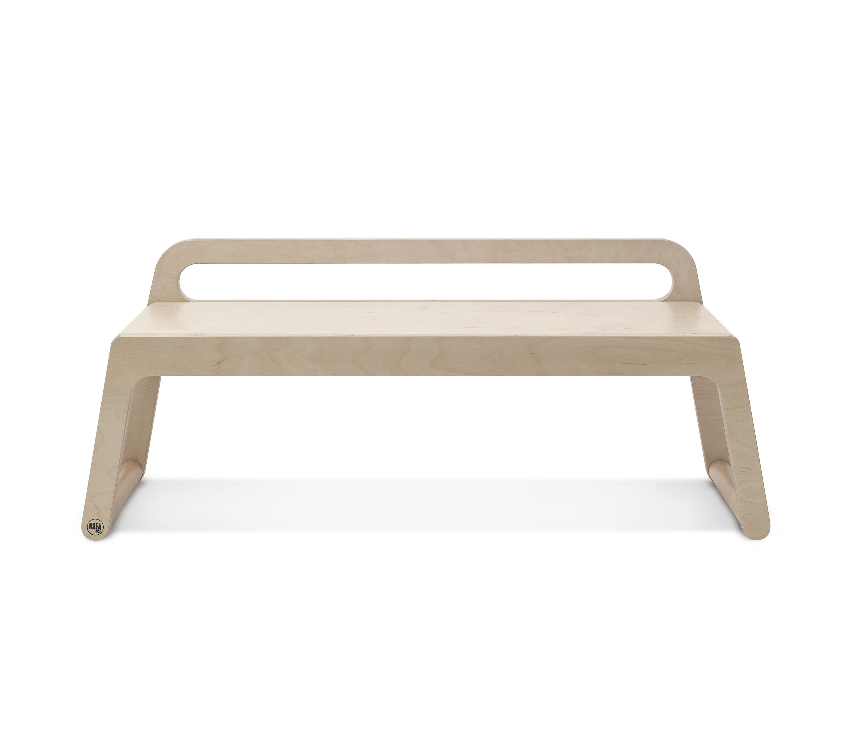 Bb120 Bench Natural Benches From Rafa Kids Architonic