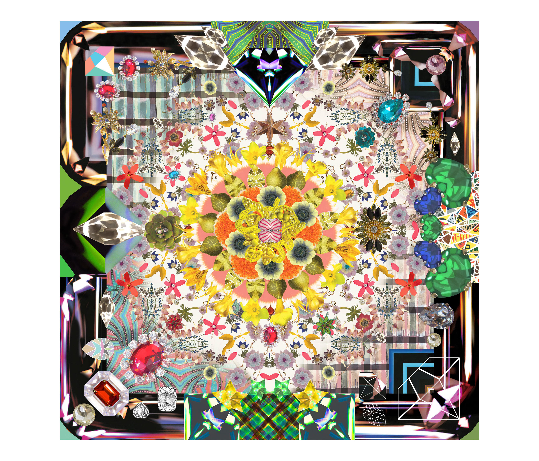 JEWELS GARDEN RUG Rugs Designer rugs from moooi carpets