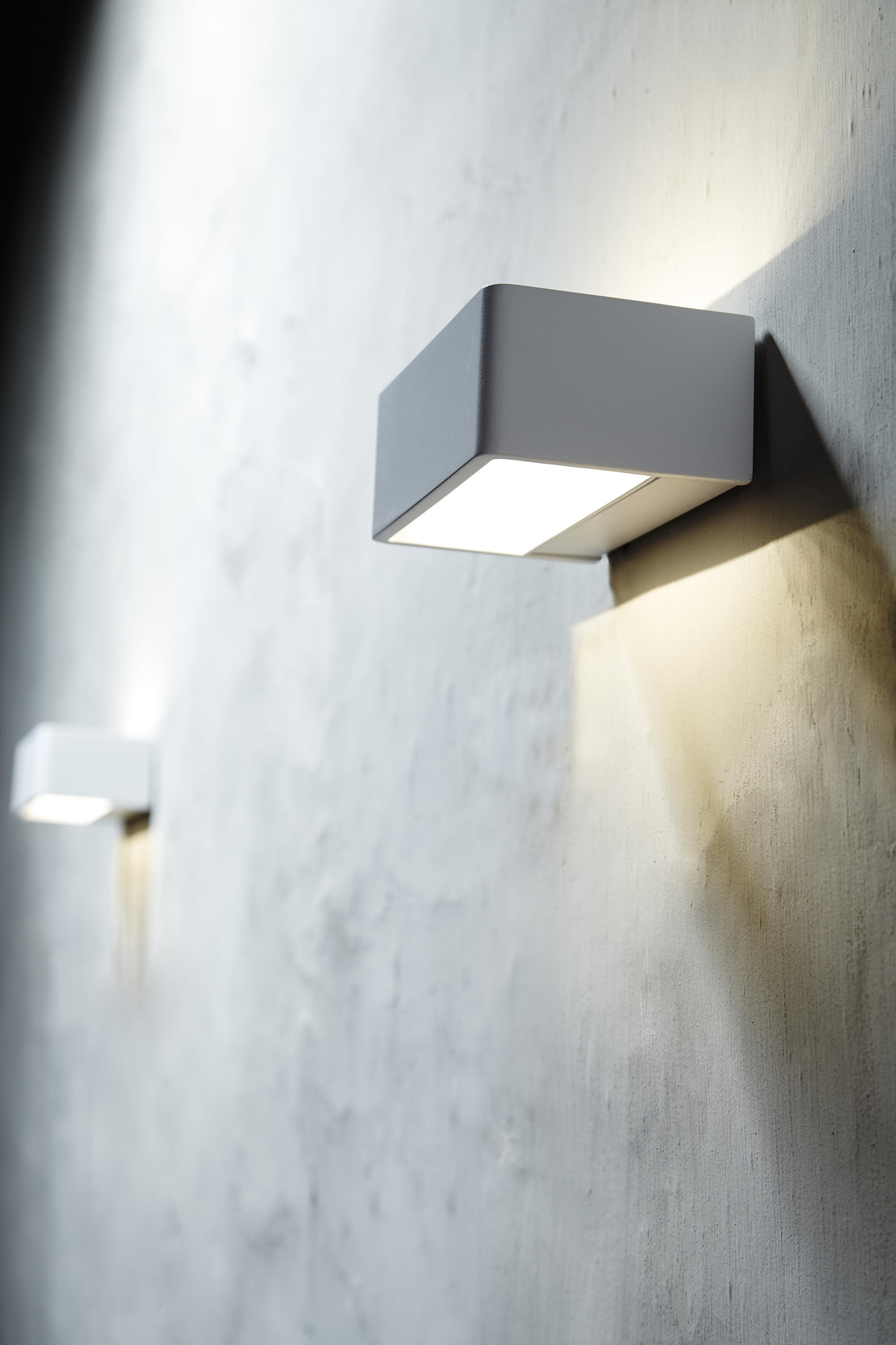 Lamp Wall Double Light Fixture Wall Lights From Inbani Architonic