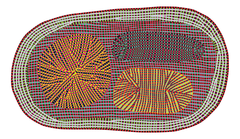 Magic Marker Carpets Amoeba Rug Rugs From Moooi