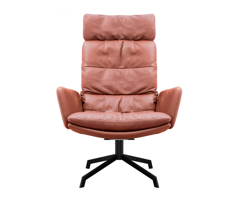arva lounge loungesessel von kff architonic. Black Bedroom Furniture Sets. Home Design Ideas