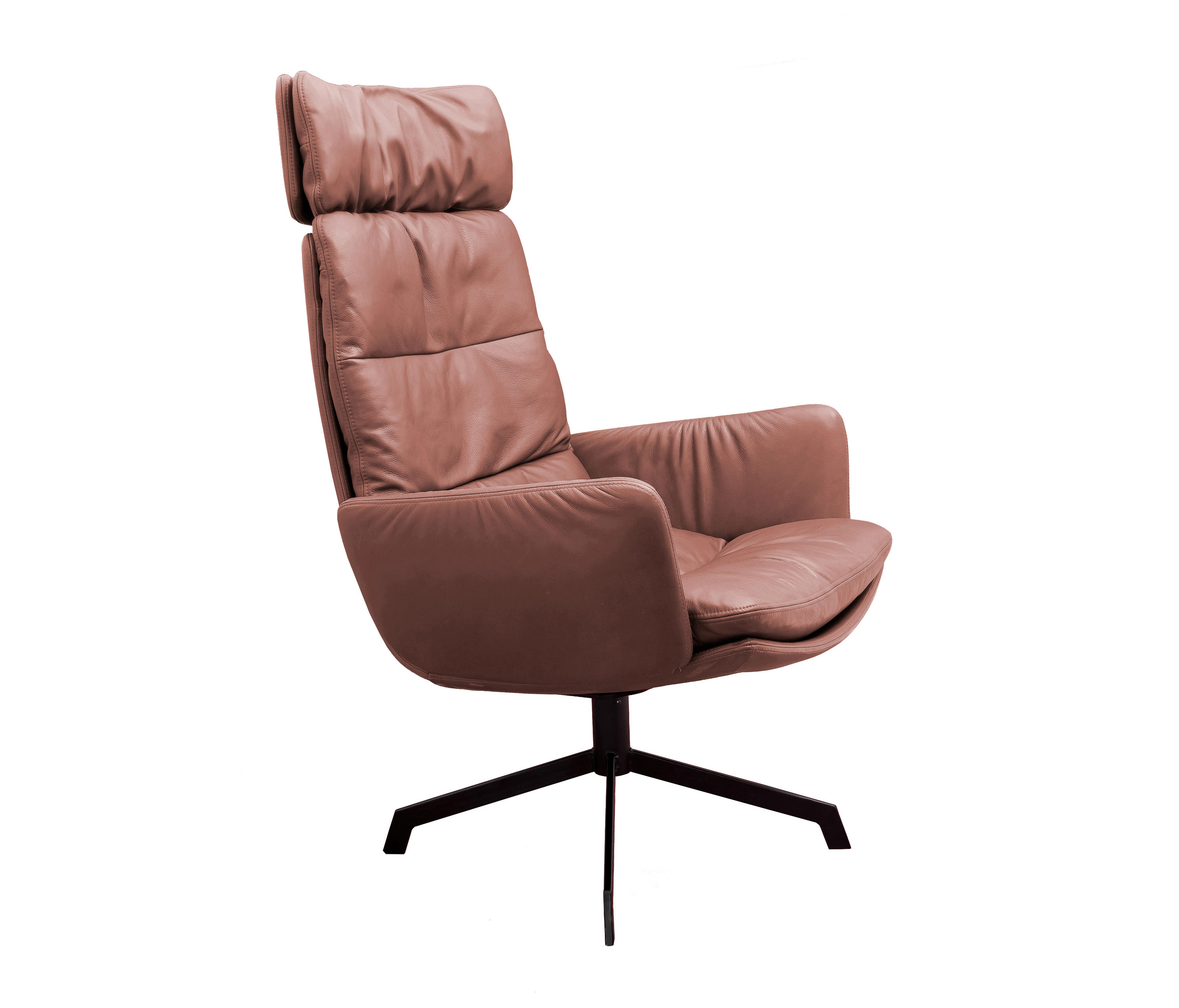 423 CAB LOUNGE Lounge chairs from Cassina