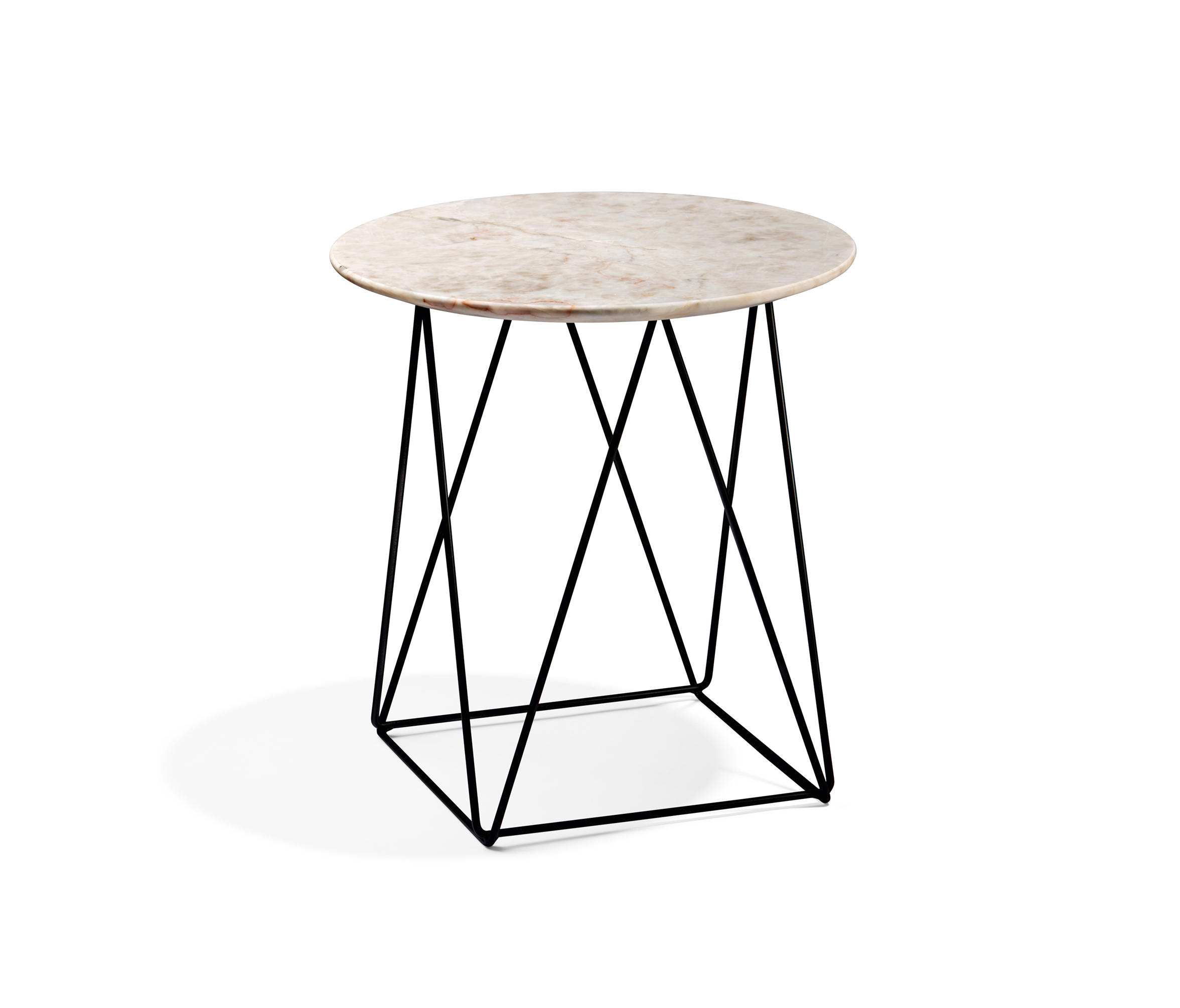 joco stone side tables from walter knoll architonic