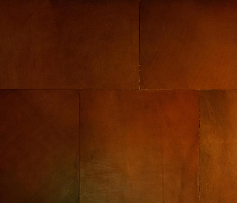 Leather Tiles From Ogeborg