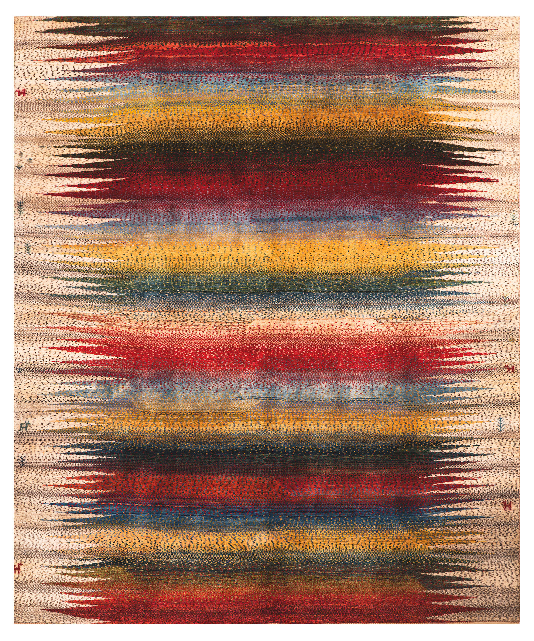 Gabbehs Abstract Amp Plain Mirage 5 Rugs From Zollanvari