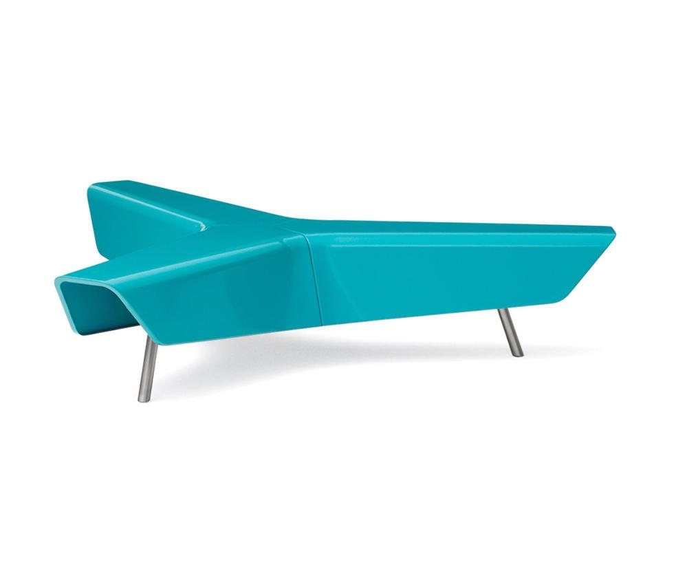 Brit Bench Modular Seating Elements From Leland