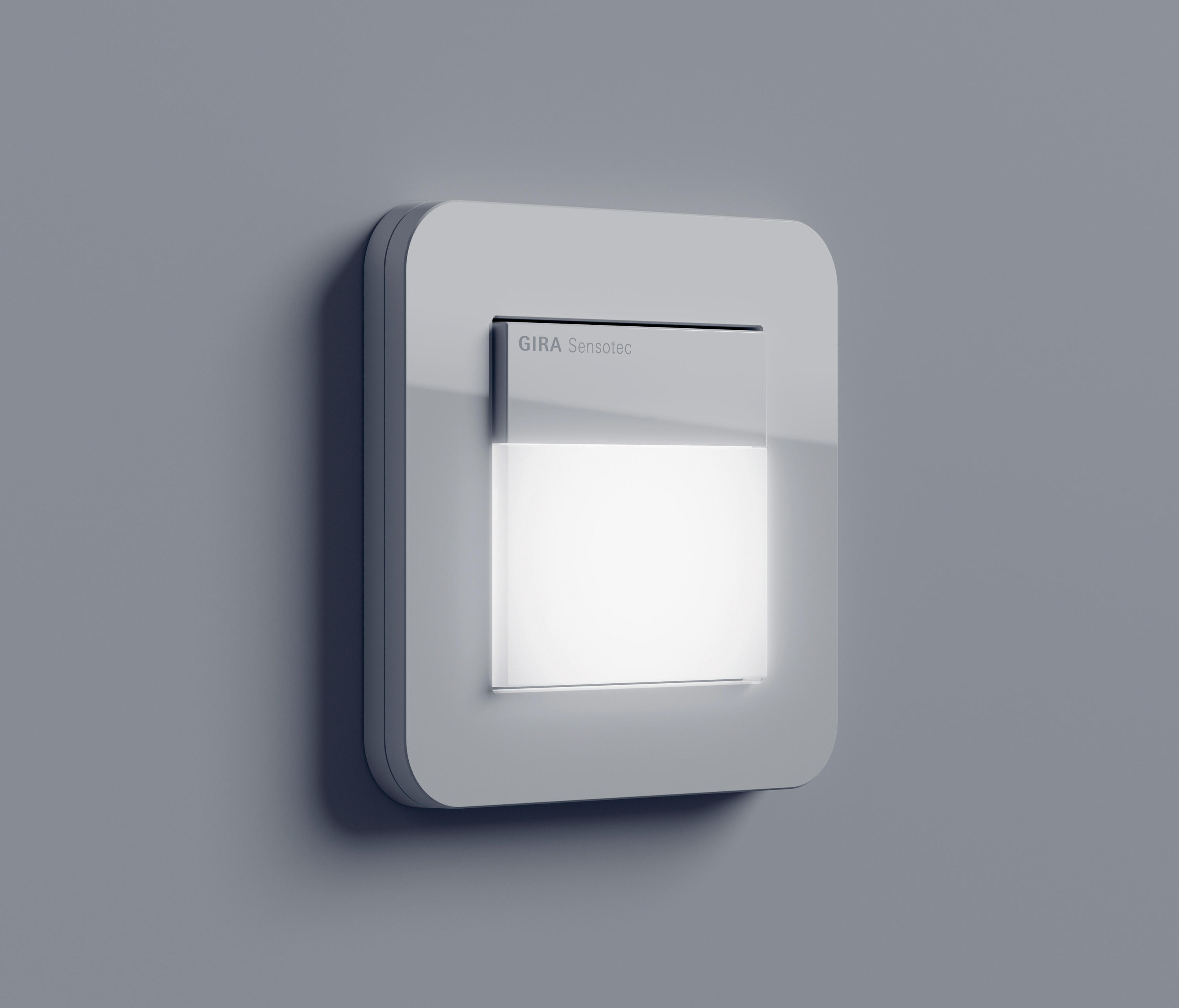 sensotec led presence detectors from gira architonic. Black Bedroom Furniture Sets. Home Design Ideas