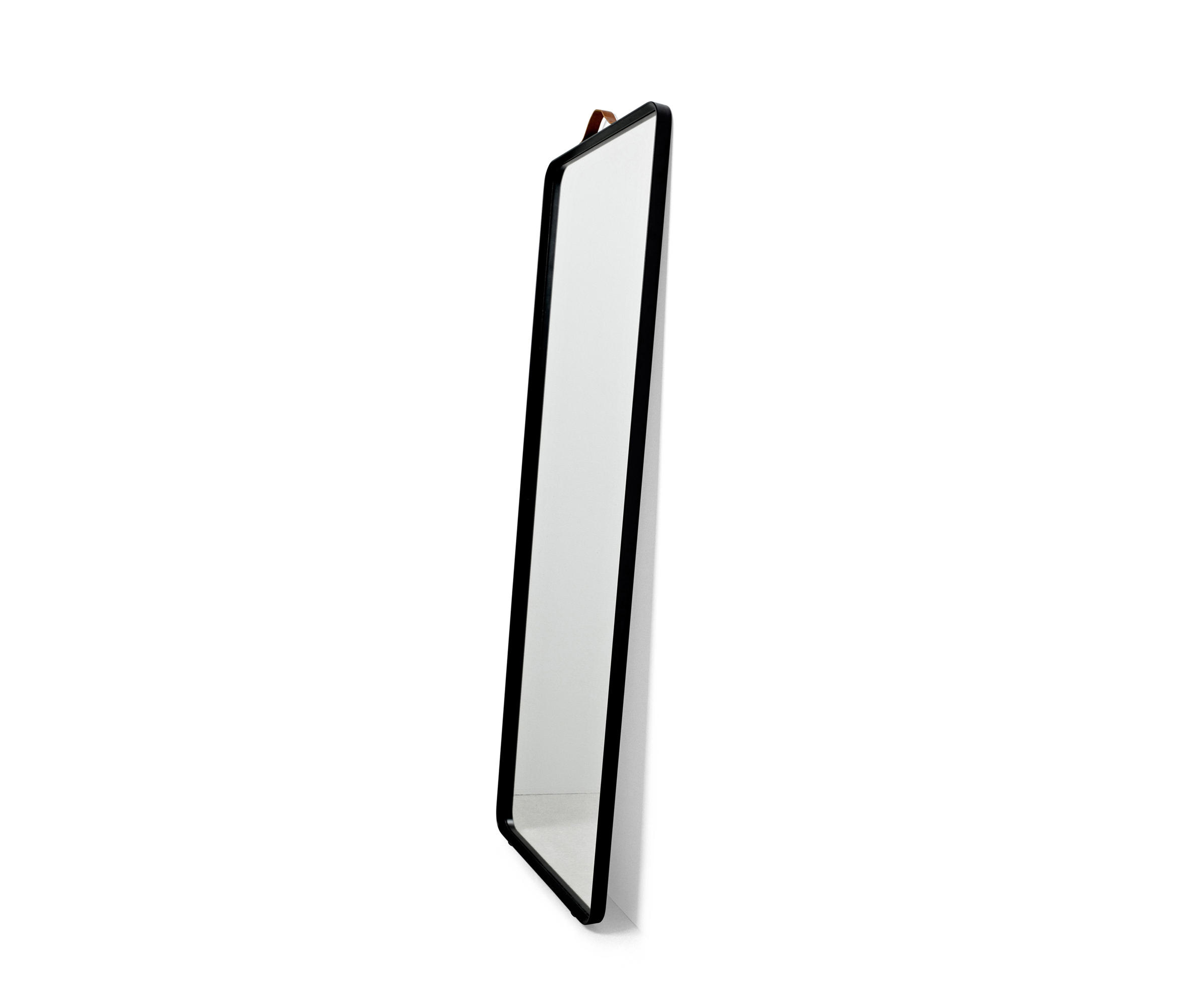 NORM FLOOR MIRROR | BLACK - Mirrors from MENU | Architonic