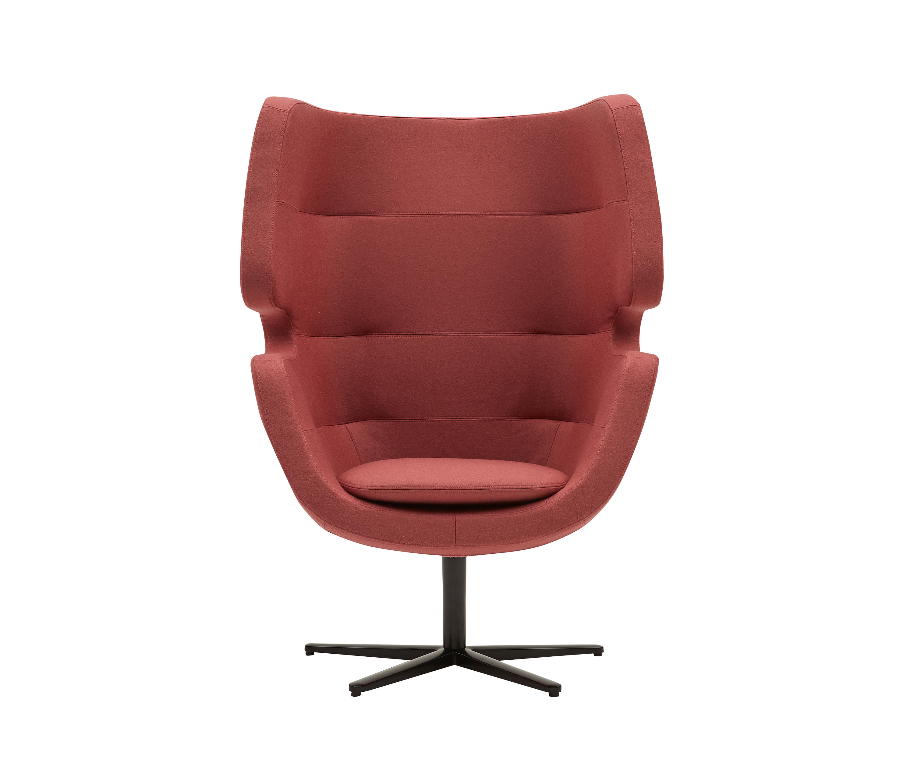 Moai Swivel By Softline A S Lounge Chairs
