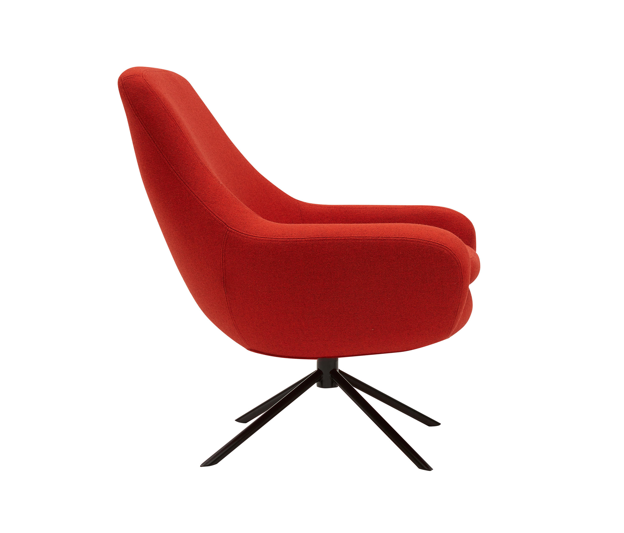 NOOMI SWIVEL CHAIR Lounge chairs from Softline A S