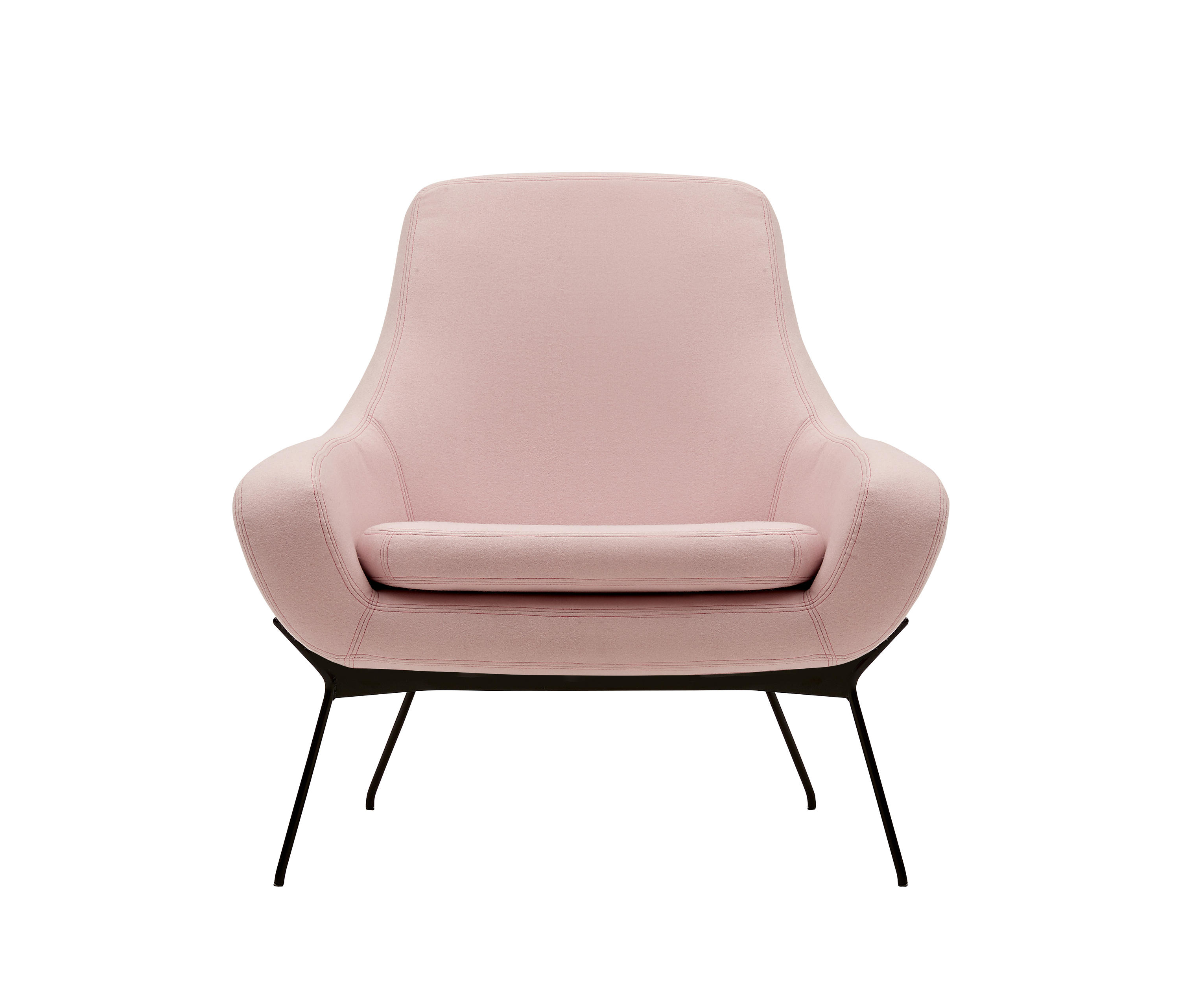 Noomi String By Softline A S Lounge Chairs