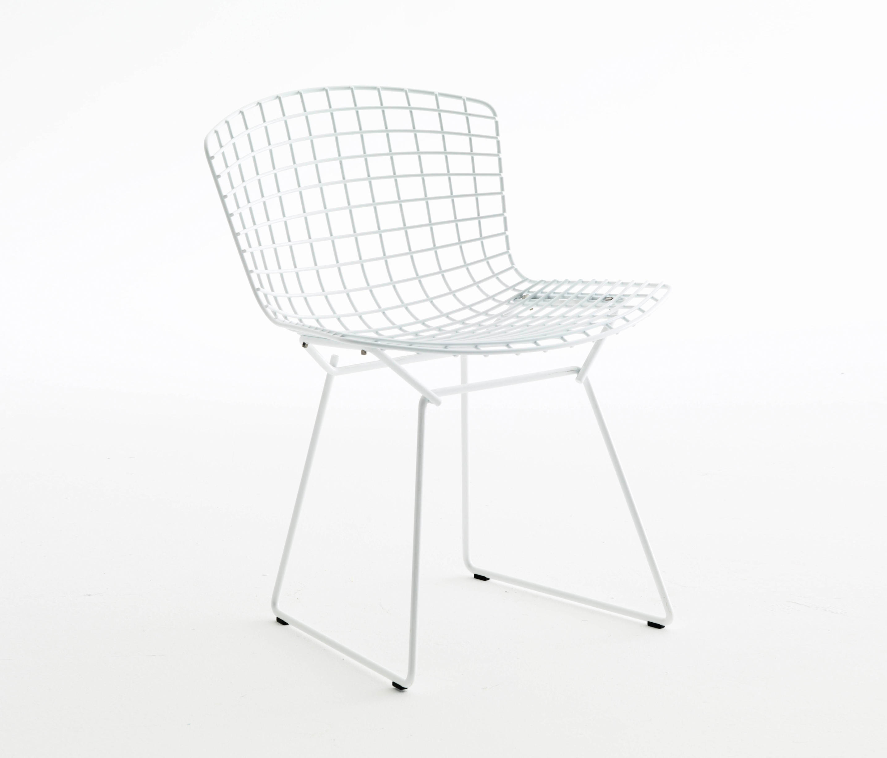 bertoia side chair chairs from knoll international architonic. Black Bedroom Furniture Sets. Home Design Ideas