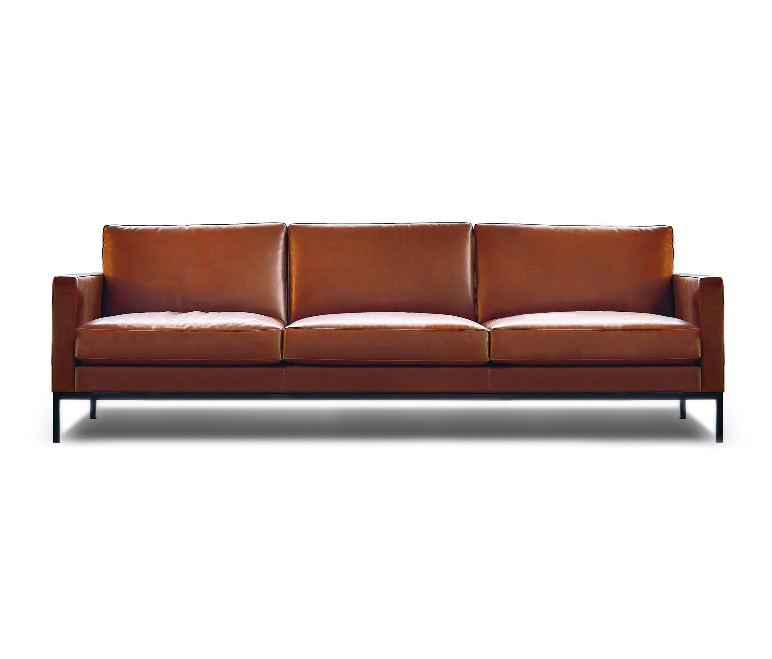 100 barcelona day bed couch potato mies van der for Sofas 4 plazas barcelona