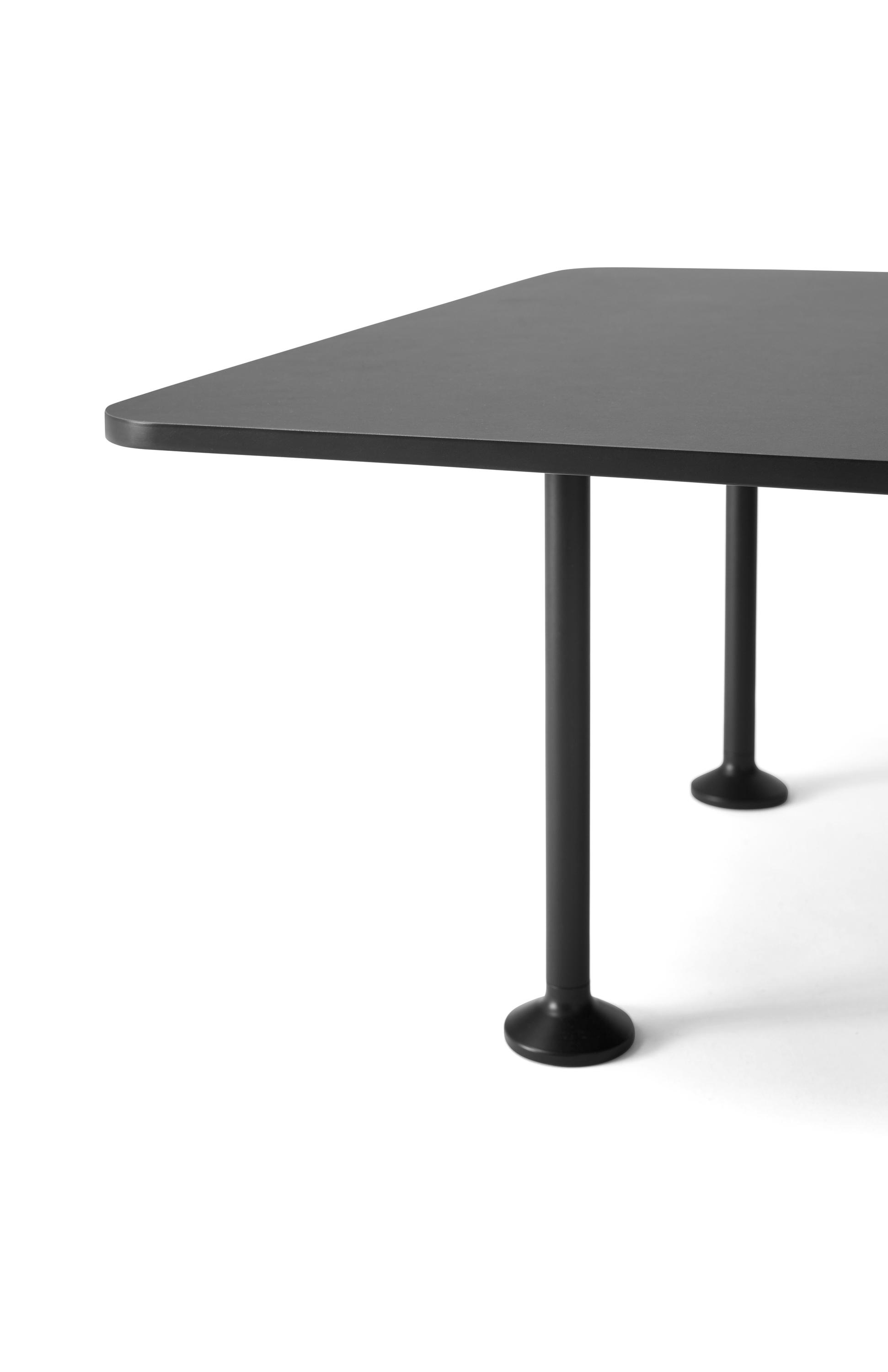 ... Godot | Coffee Table Rectangular Charcoal By MENU | Coffee Tables