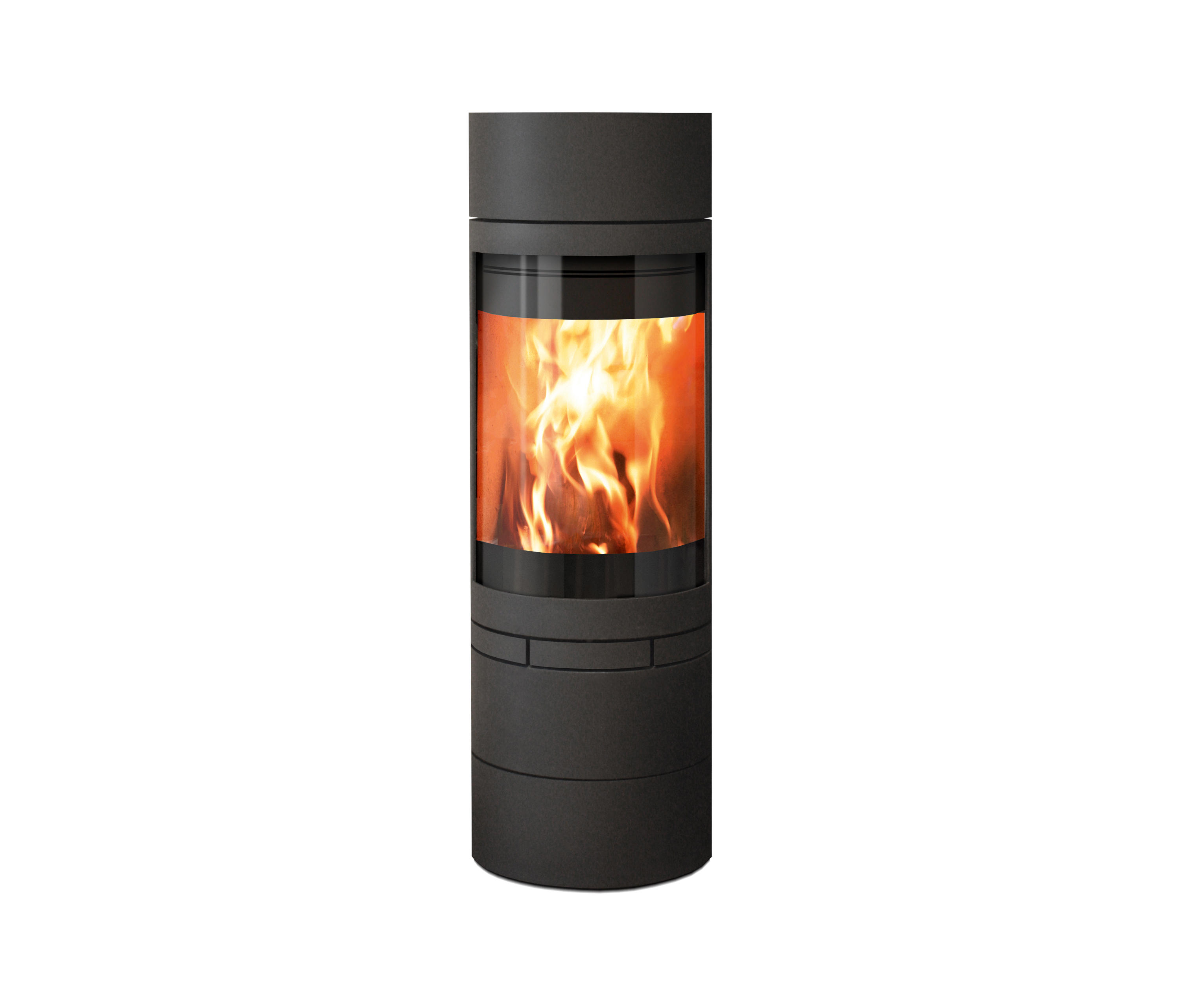 elements rund wood burning stoves by skantherm architonic. Black Bedroom Furniture Sets. Home Design Ideas