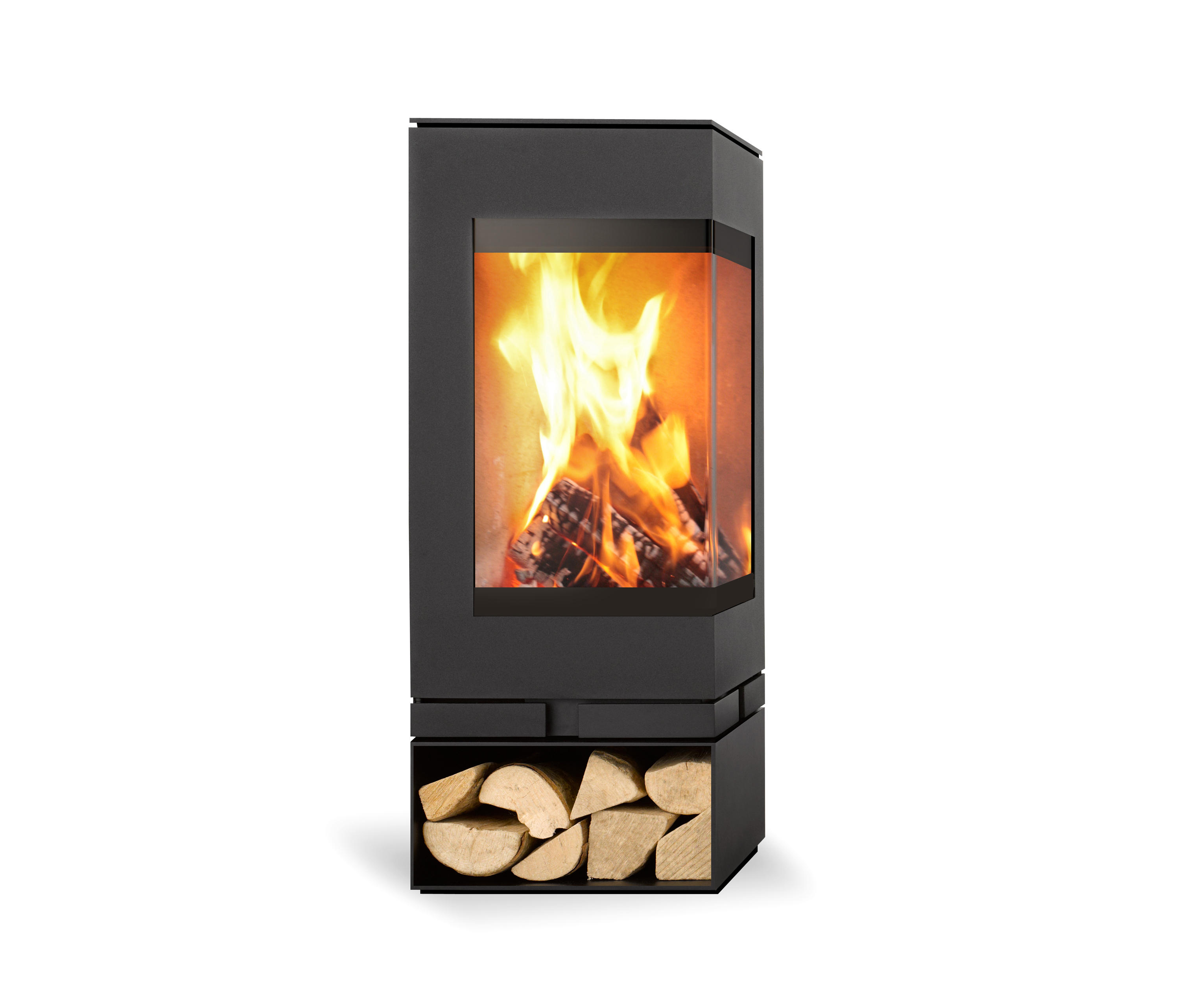 elements wood burning stoves by skantherm architonic. Black Bedroom Furniture Sets. Home Design Ideas