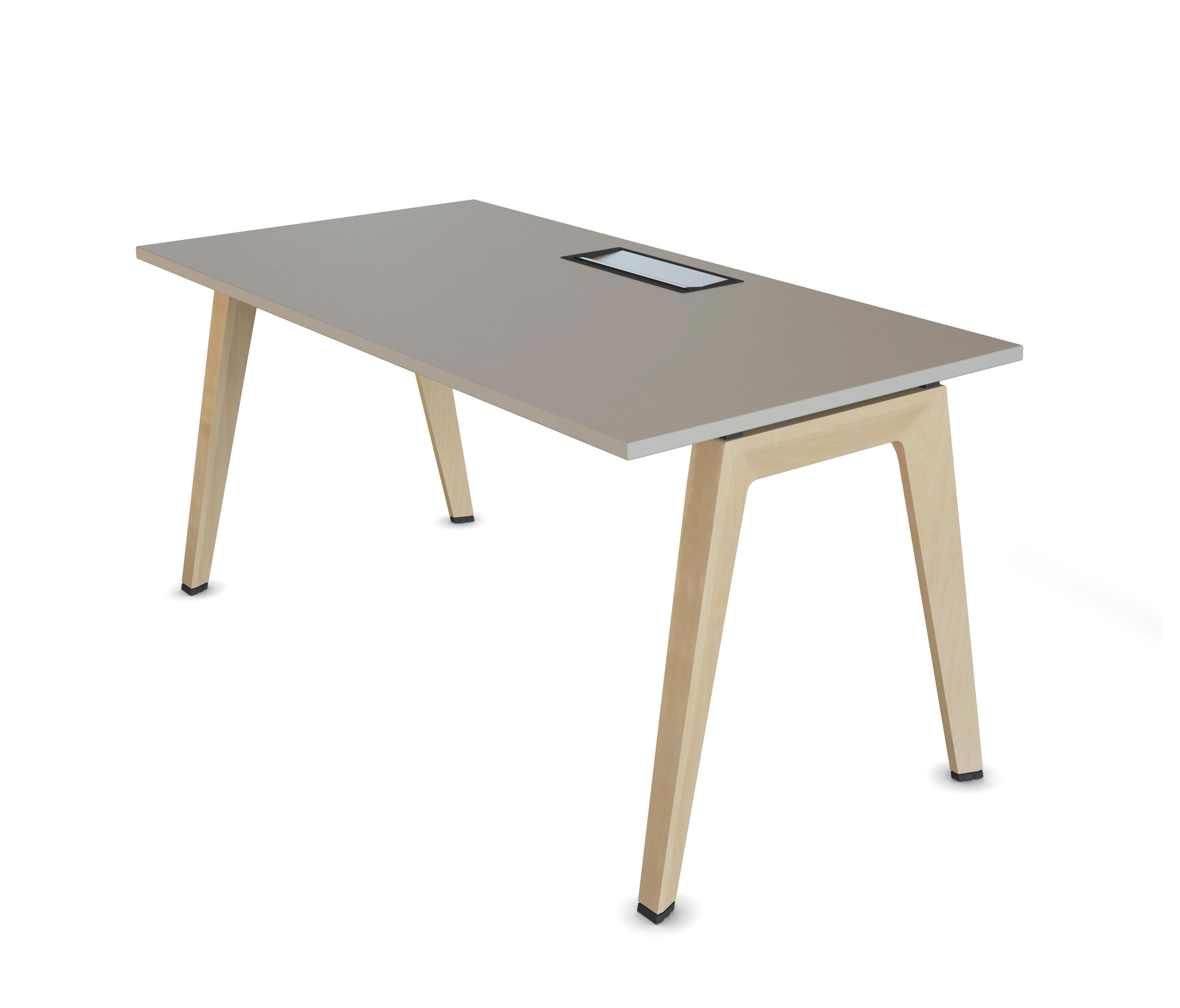 B Free Desk Desks From Steelcase Architonic