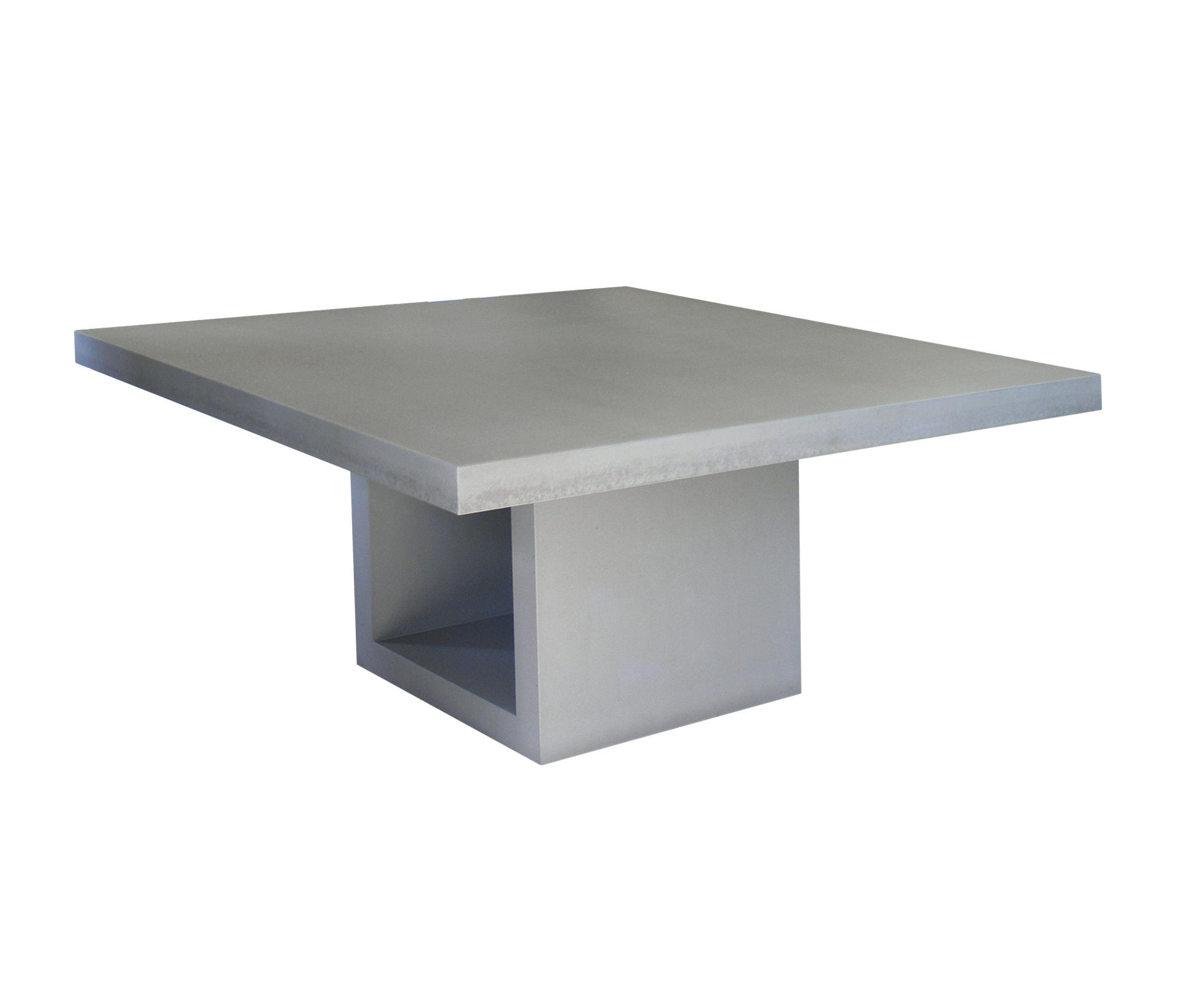 Concrete Table Coffee Tables From Oggi Beton Architonic