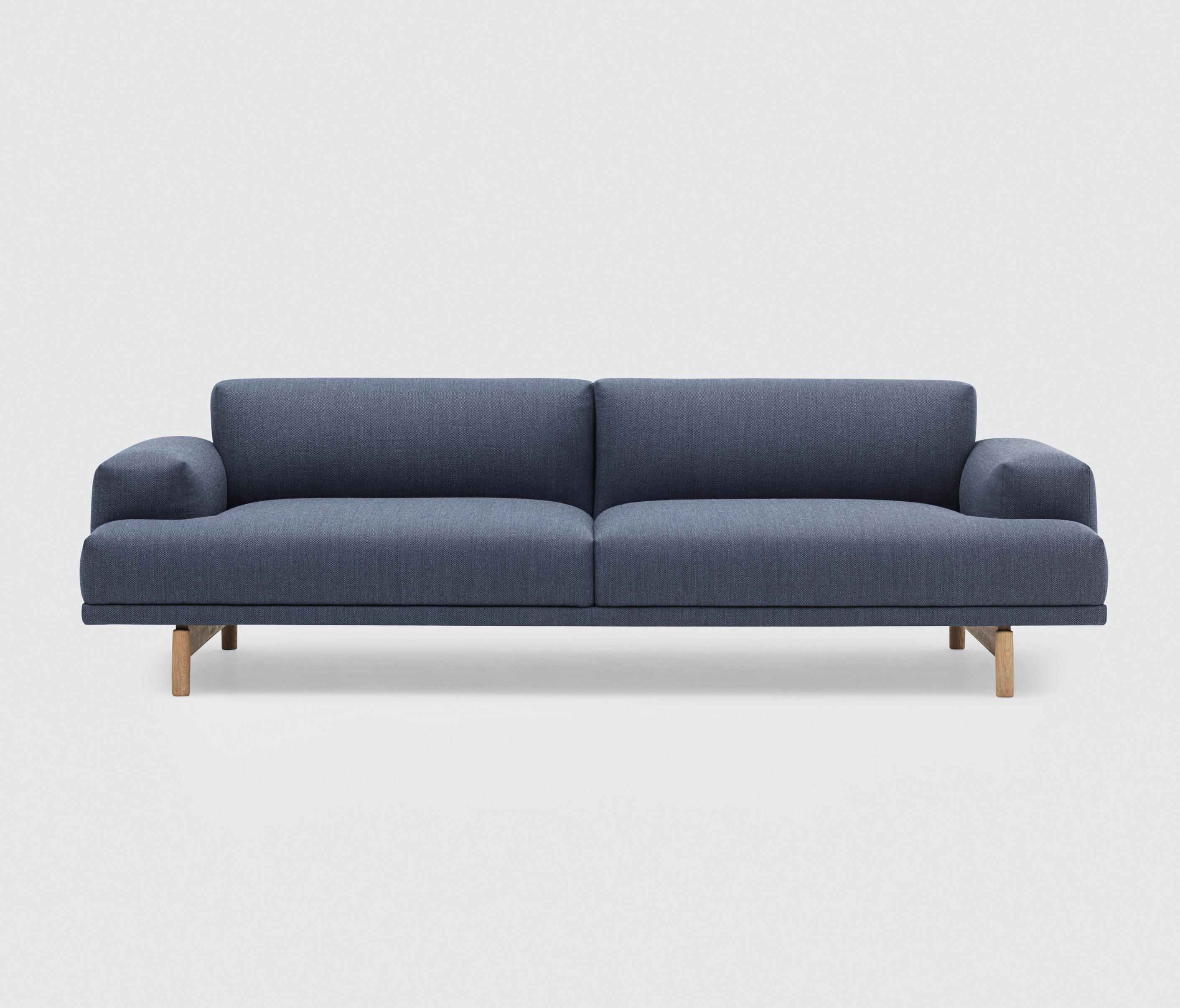 compose 3 seater sofas from muuto architonic. Black Bedroom Furniture Sets. Home Design Ideas