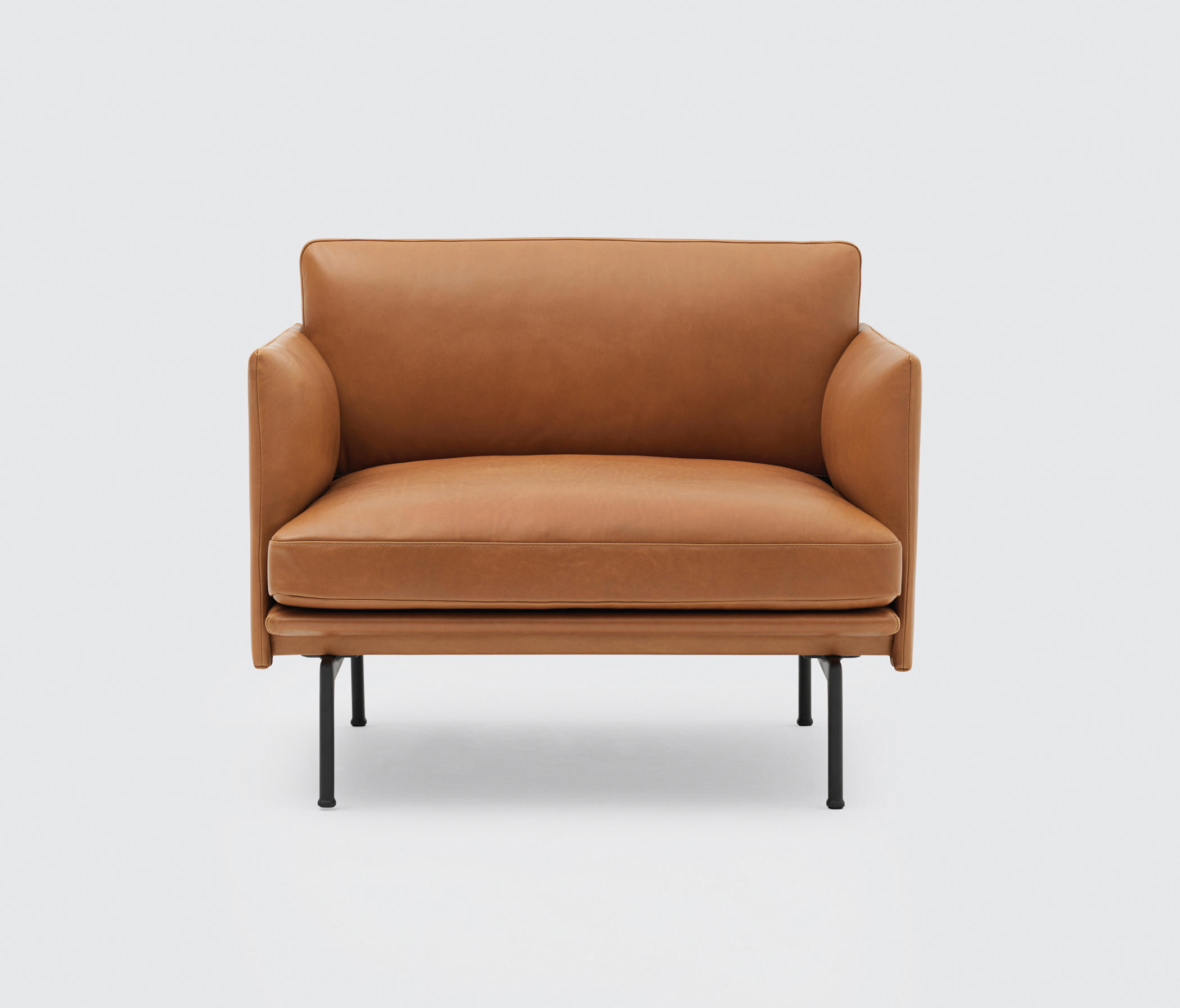 Outline Chair Armchairs From Muuto Architonic
