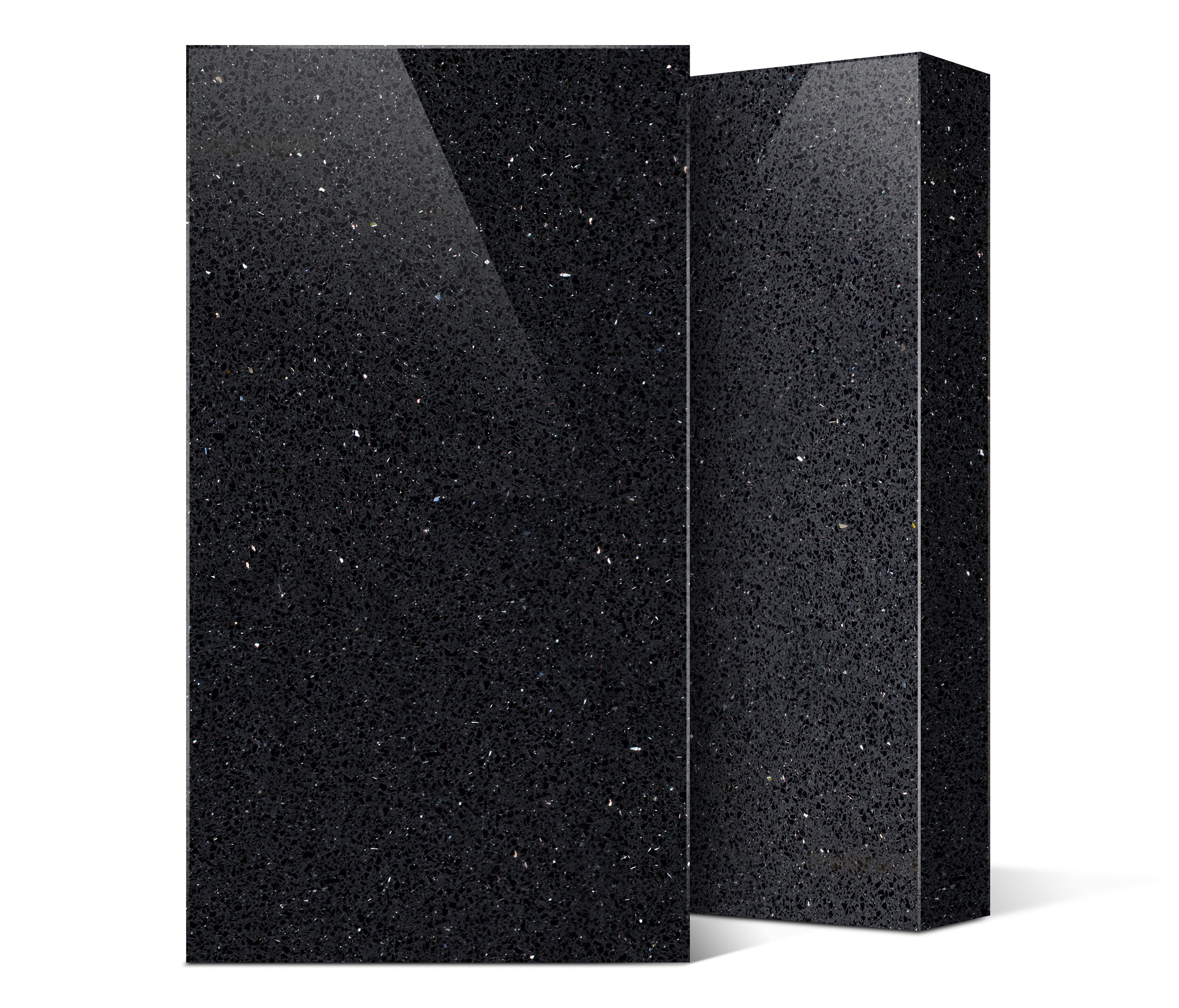 quartz azabache mineral composite panels from compac. Black Bedroom Furniture Sets. Home Design Ideas